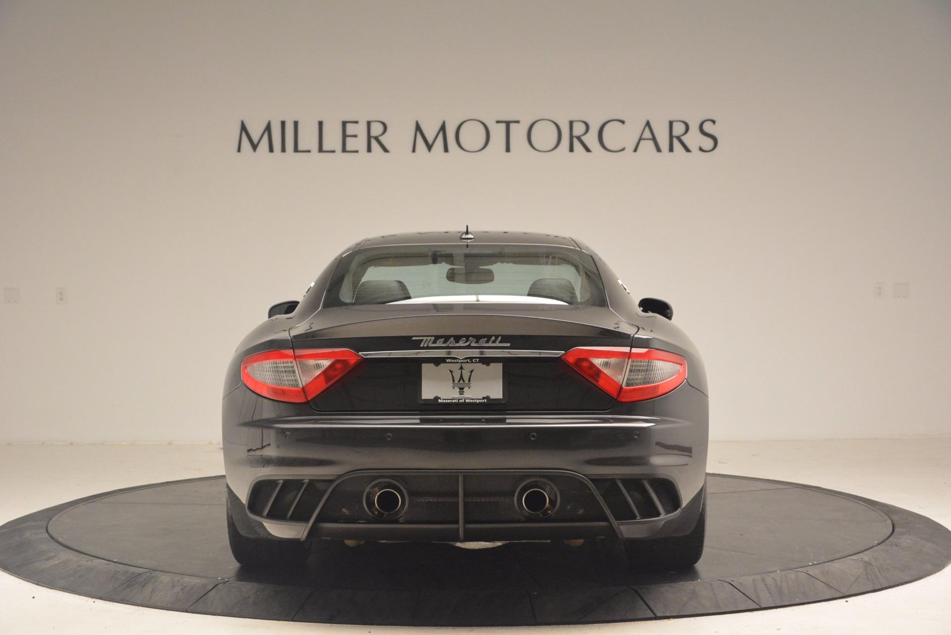 Used 2012 Maserati GranTurismo MC For Sale In Greenwich, CT. Alfa Romeo of Greenwich, U104 1284_p6