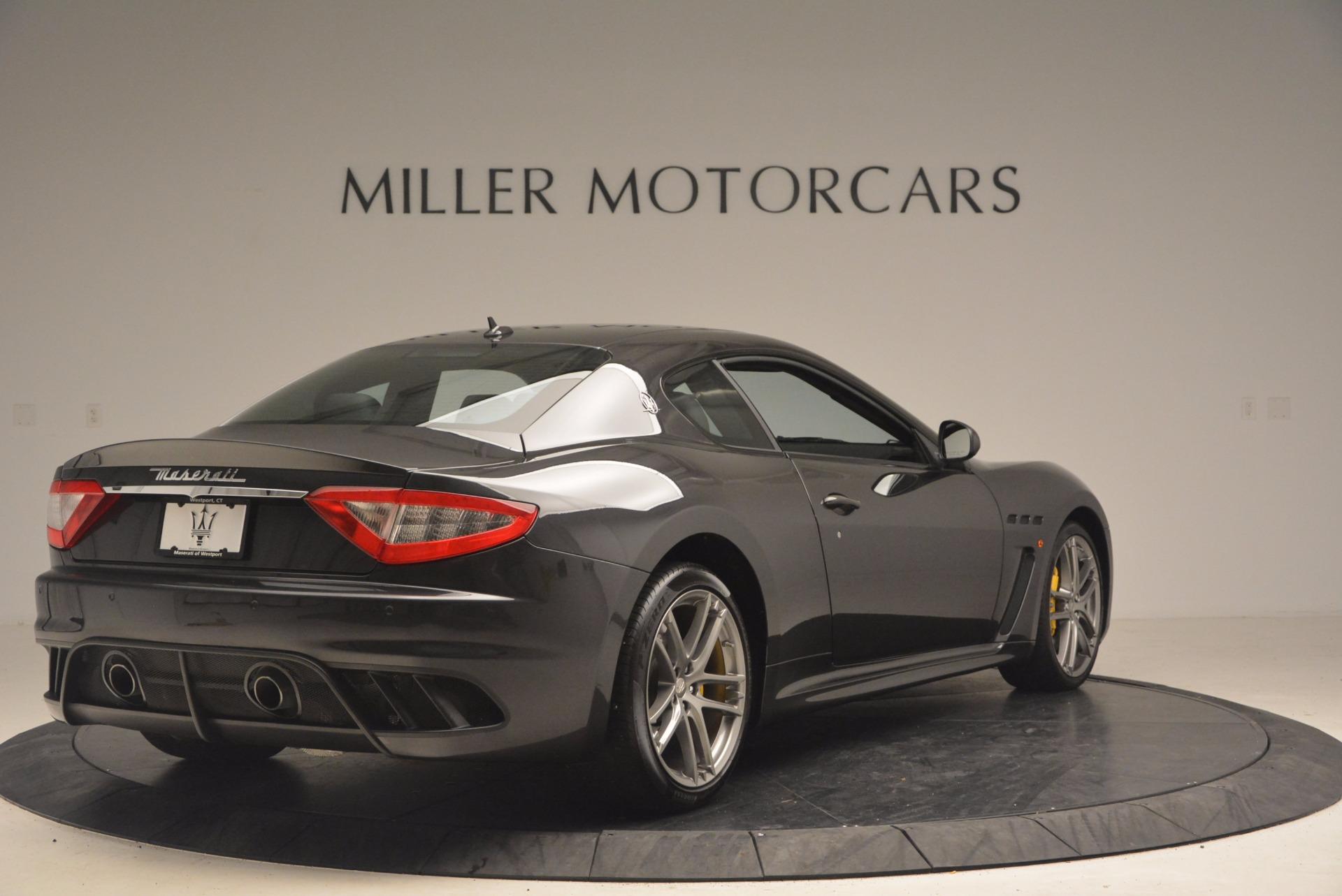 Used 2012 Maserati GranTurismo MC For Sale In Greenwich, CT. Alfa Romeo of Greenwich, U104 1284_p7