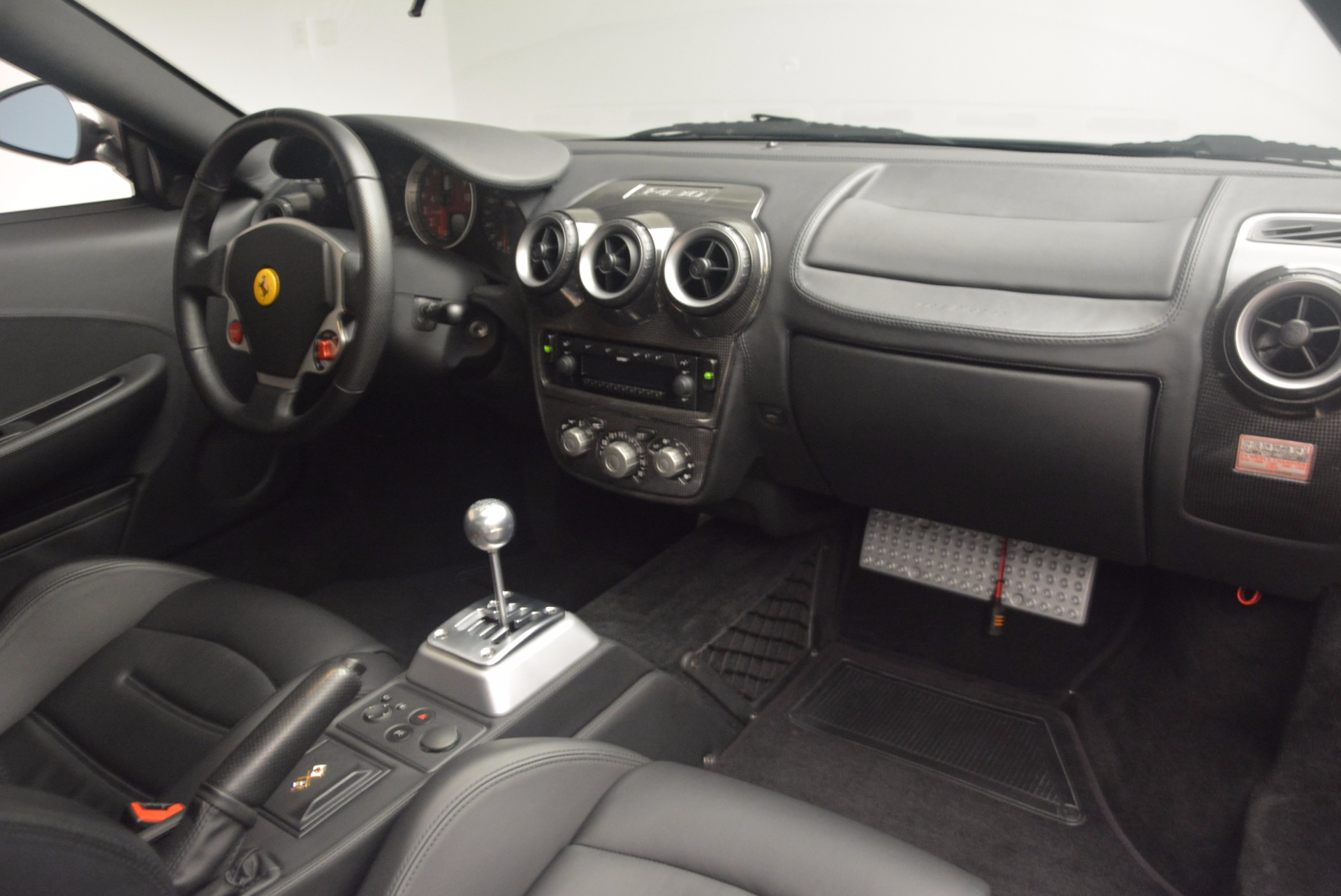 Used 2005 Ferrari F430 6-Speed Manual For Sale In Greenwich, CT. Alfa Romeo of Greenwich, 4391 1286_p17