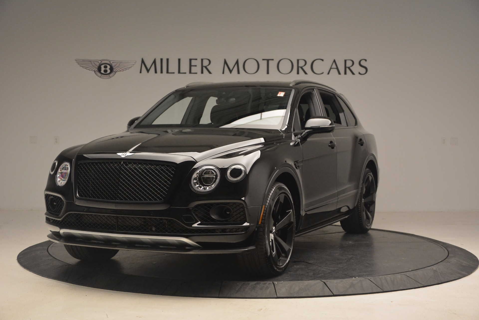 New 2018 Bentley Bentayga Black Edition For Sale In Greenwich, CT. Alfa Romeo of Greenwich, B1263 1287_main