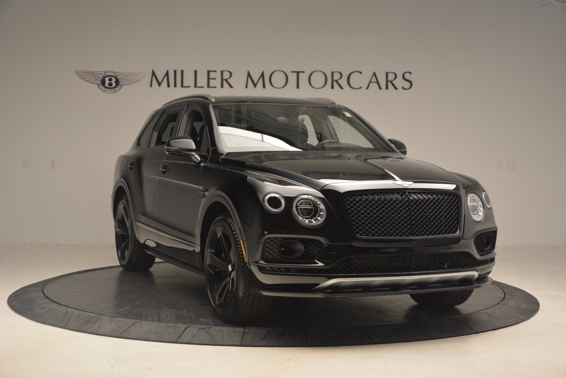 New 2018 Bentley Bentayga Black Edition For Sale In Greenwich, CT. Alfa Romeo of Greenwich, B1263 1287_p11