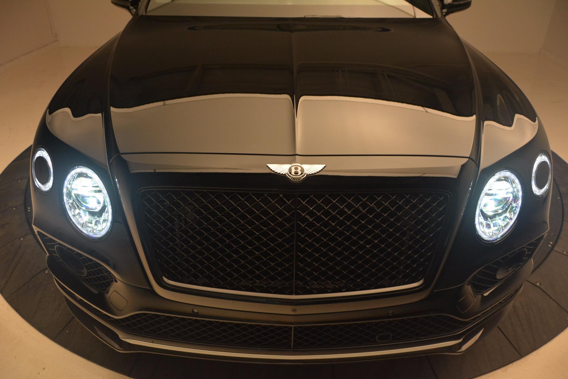 New 2018 Bentley Bentayga Black Edition For Sale In Greenwich, CT. Alfa Romeo of Greenwich, B1263 1287_p15