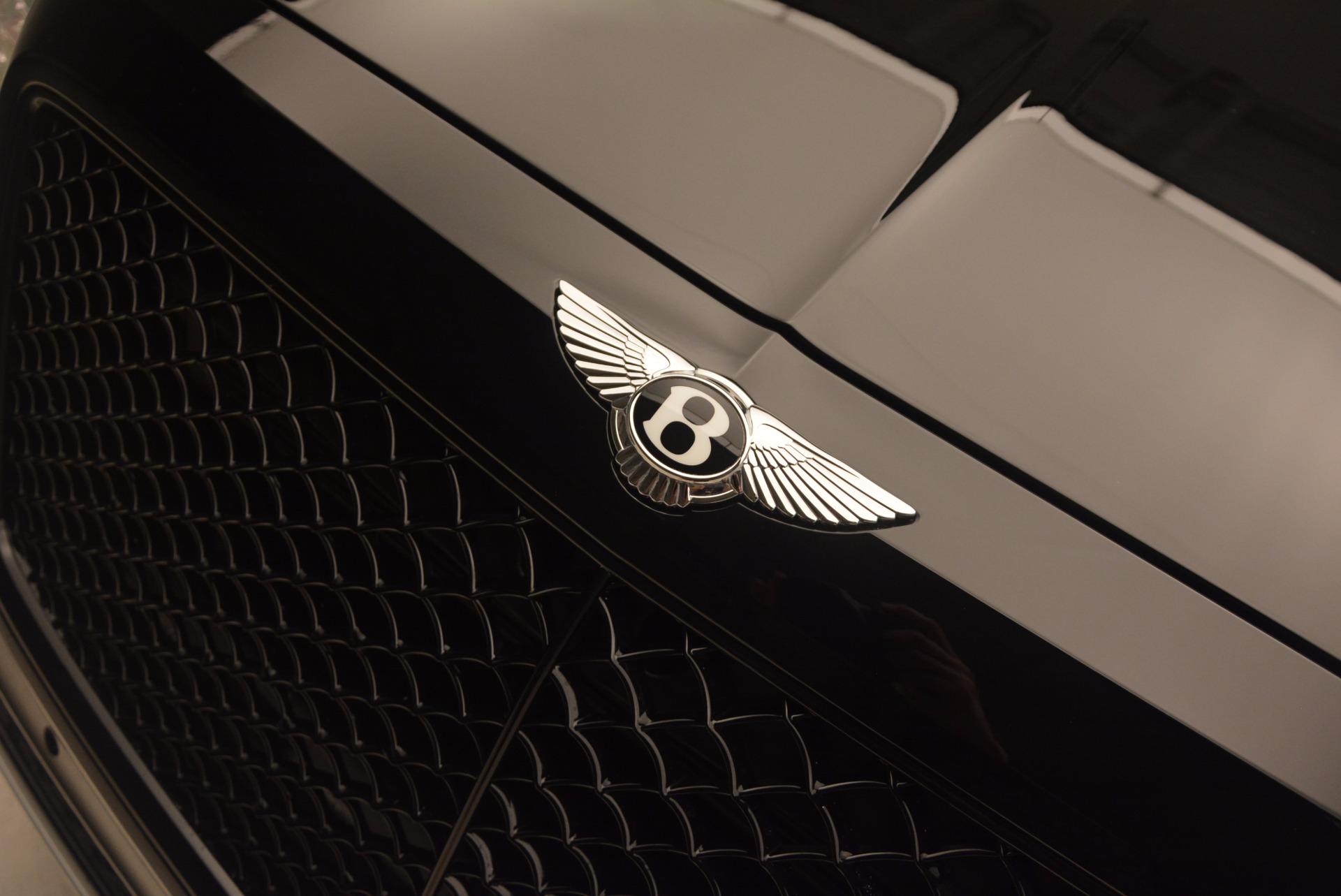 New 2018 Bentley Bentayga Black Edition For Sale In Greenwich, CT. Alfa Romeo of Greenwich, B1263 1287_p18
