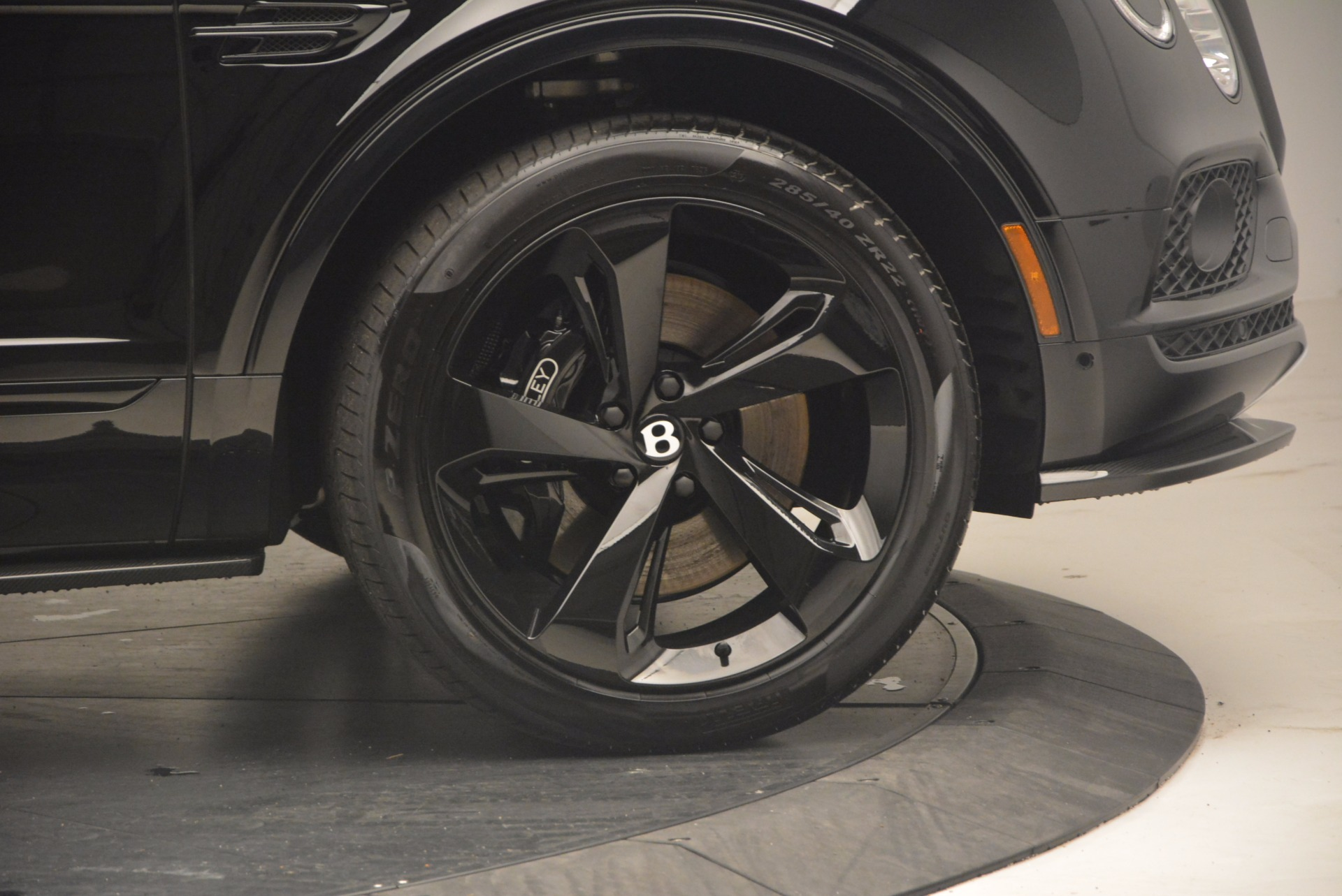 New 2018 Bentley Bentayga Black Edition For Sale In Greenwich, CT. Alfa Romeo of Greenwich, B1263 1287_p22