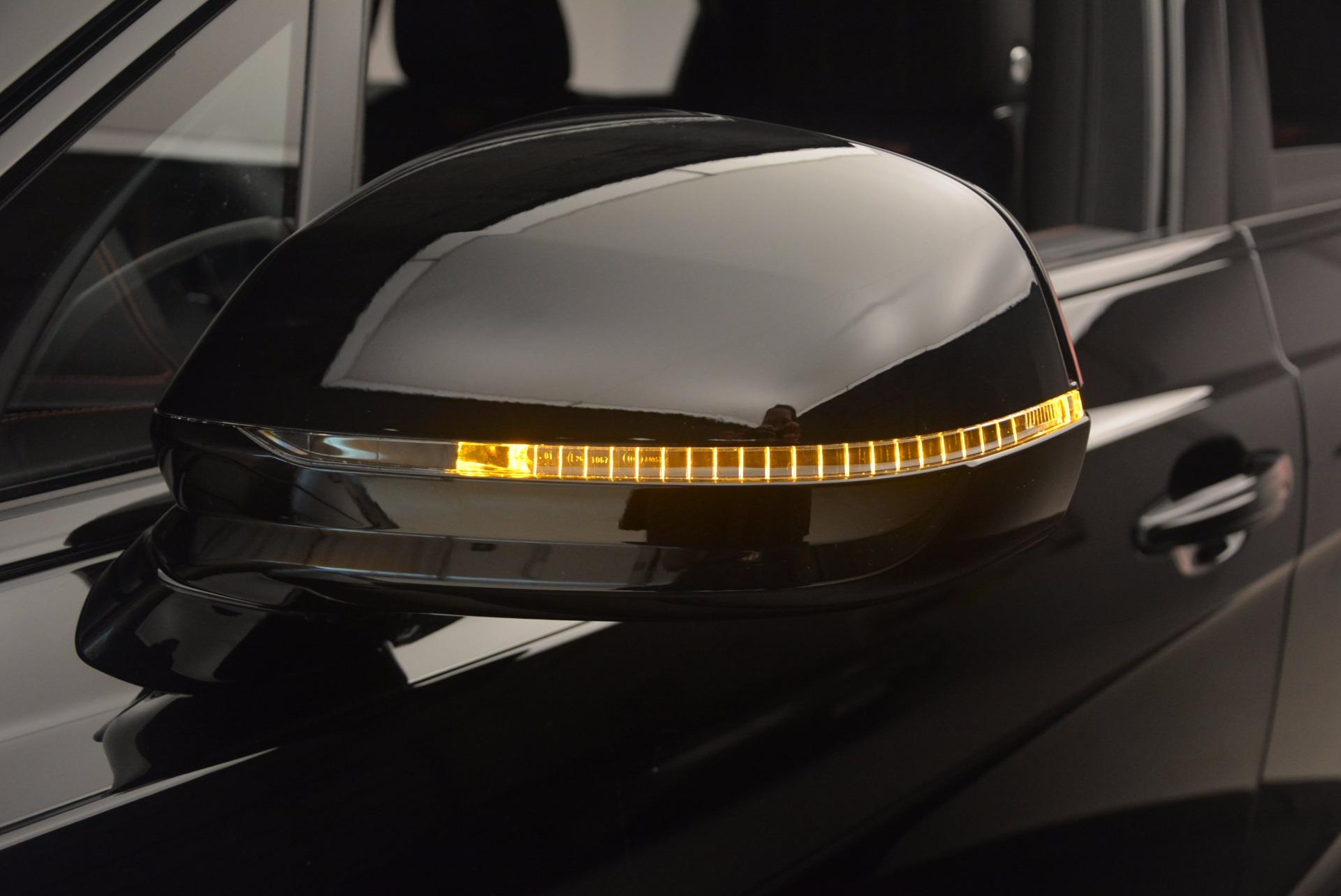 New 2018 Bentley Bentayga Black Edition For Sale In Greenwich, CT. Alfa Romeo of Greenwich, B1263 1287_p24