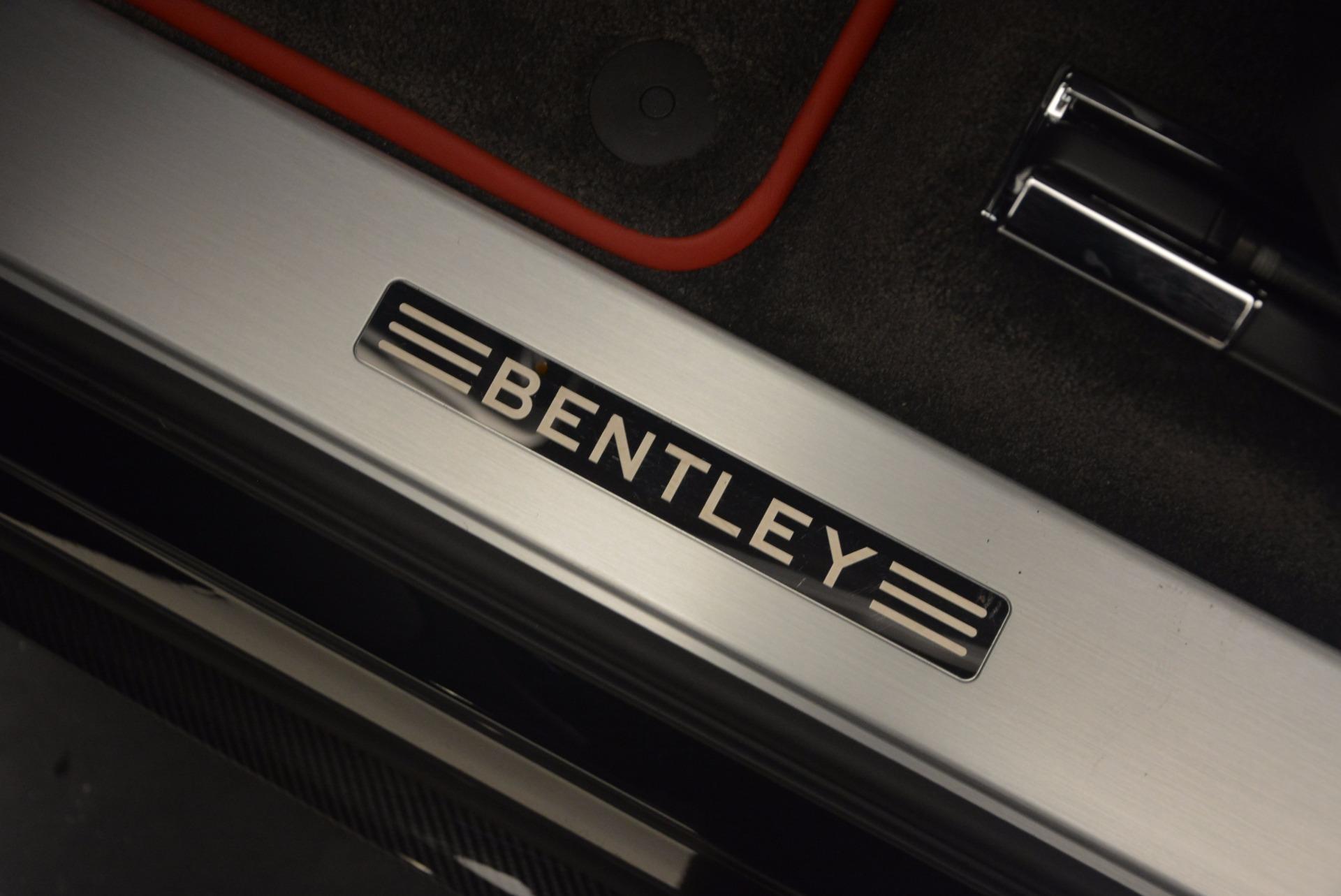 New 2018 Bentley Bentayga Black Edition For Sale In Greenwich, CT. Alfa Romeo of Greenwich, B1263 1287_p28
