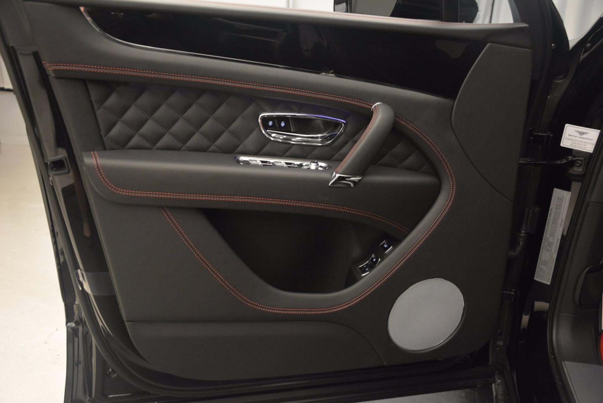 New 2018 Bentley Bentayga Black Edition For Sale In Greenwich, CT. Alfa Romeo of Greenwich, B1263 1287_p29