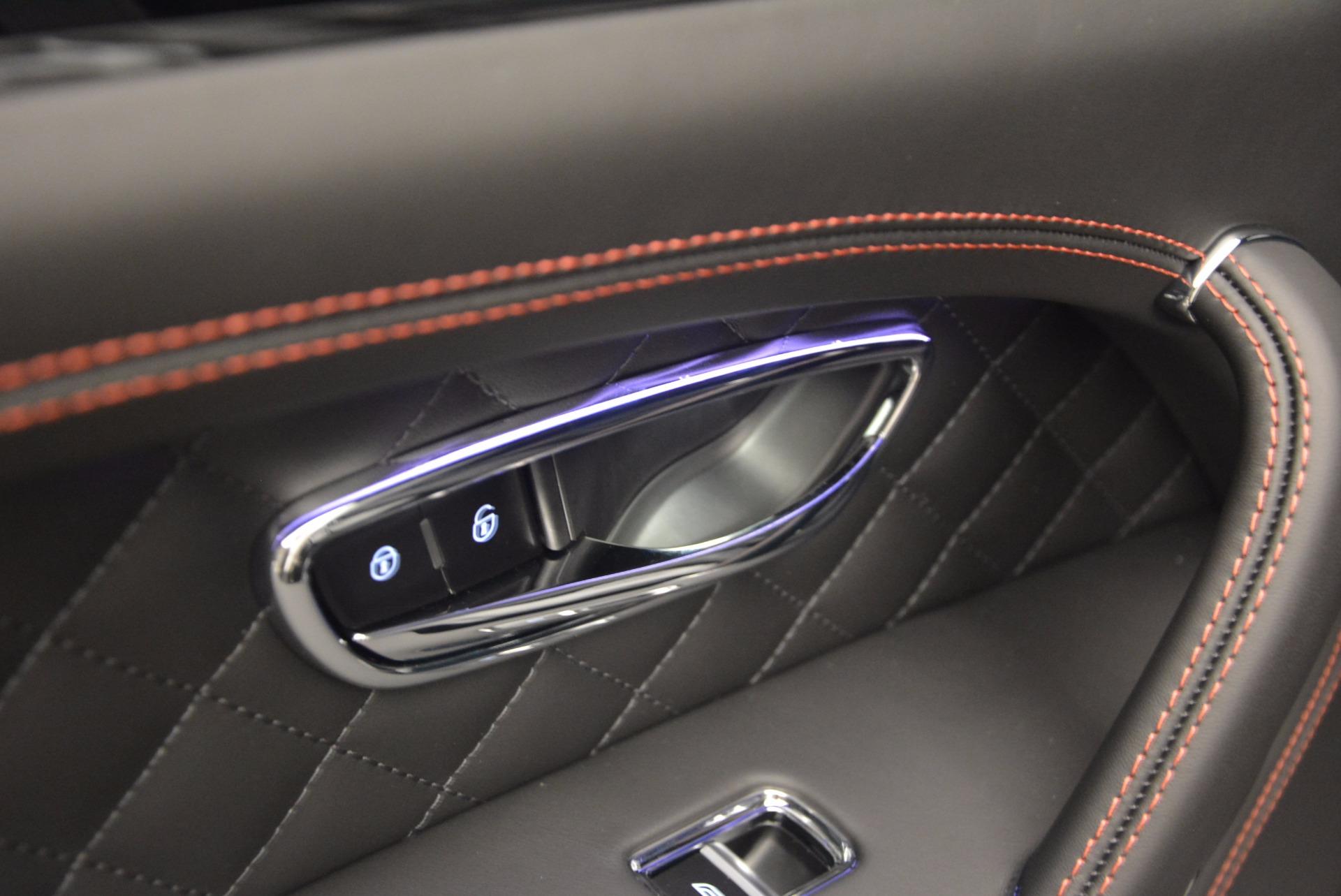 New 2018 Bentley Bentayga Black Edition For Sale In Greenwich, CT. Alfa Romeo of Greenwich, B1263 1287_p30