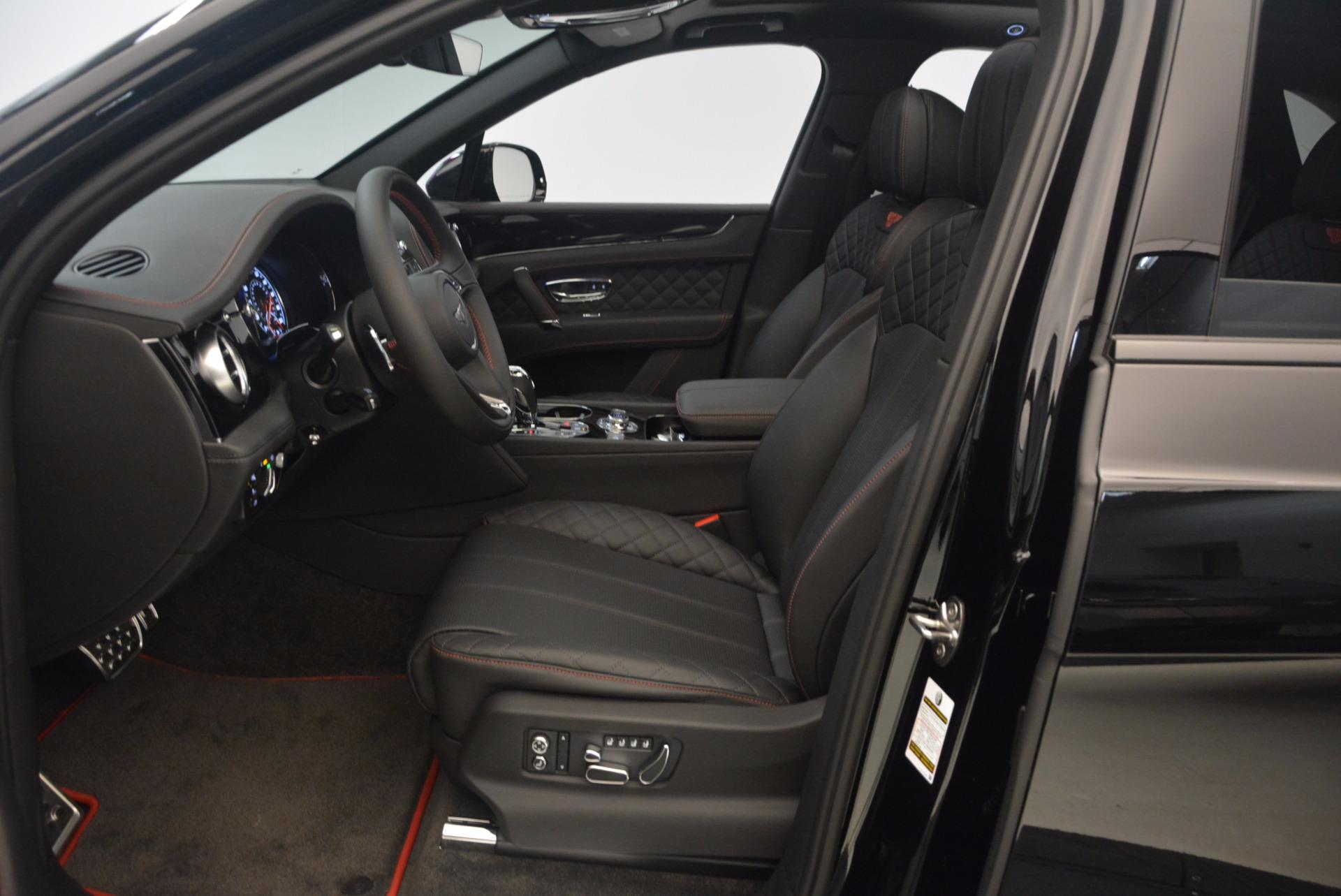 New 2018 Bentley Bentayga Black Edition For Sale In Greenwich, CT. Alfa Romeo of Greenwich, B1263 1287_p33