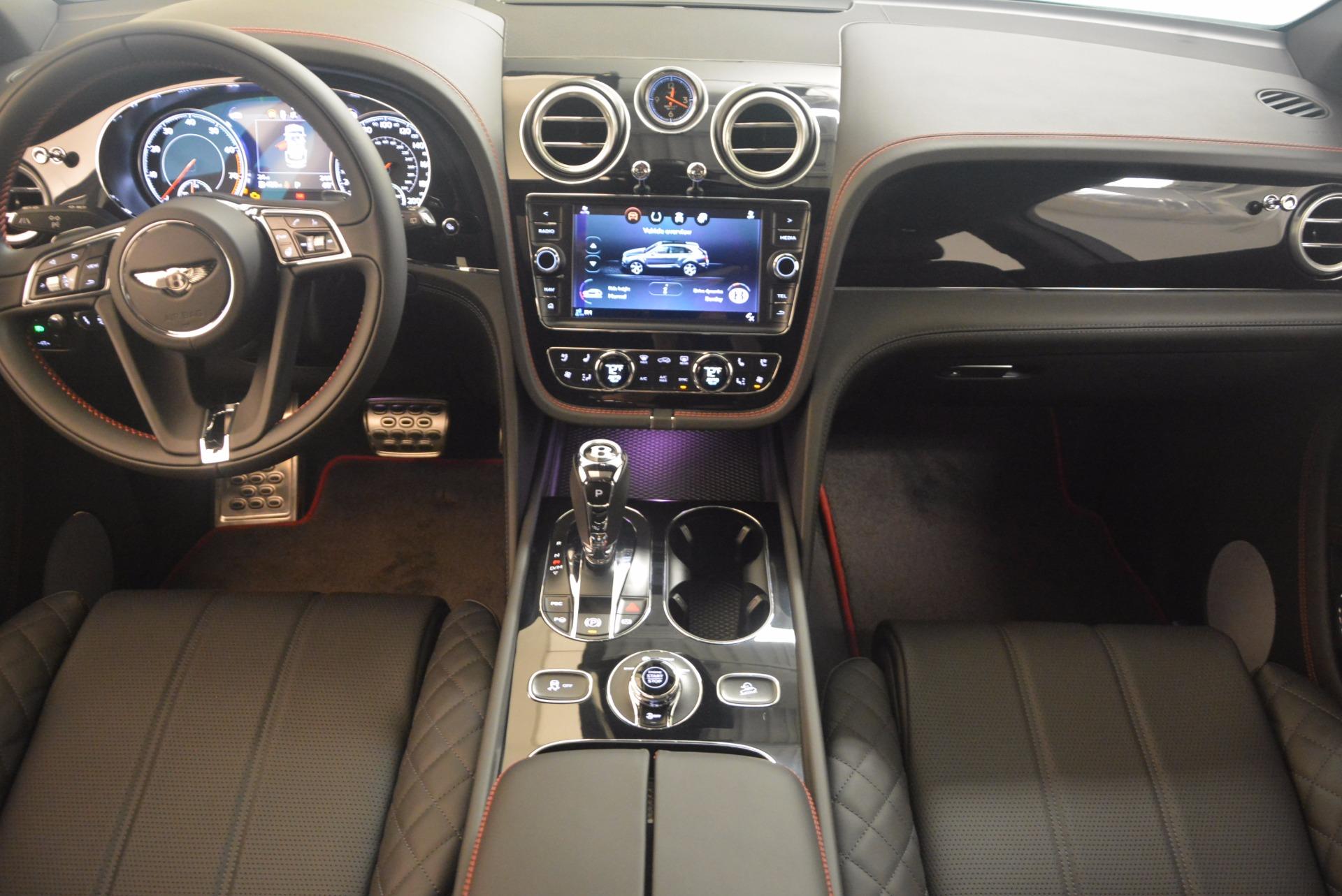 New 2018 Bentley Bentayga Black Edition For Sale In Greenwich, CT. Alfa Romeo of Greenwich, B1263 1287_p36