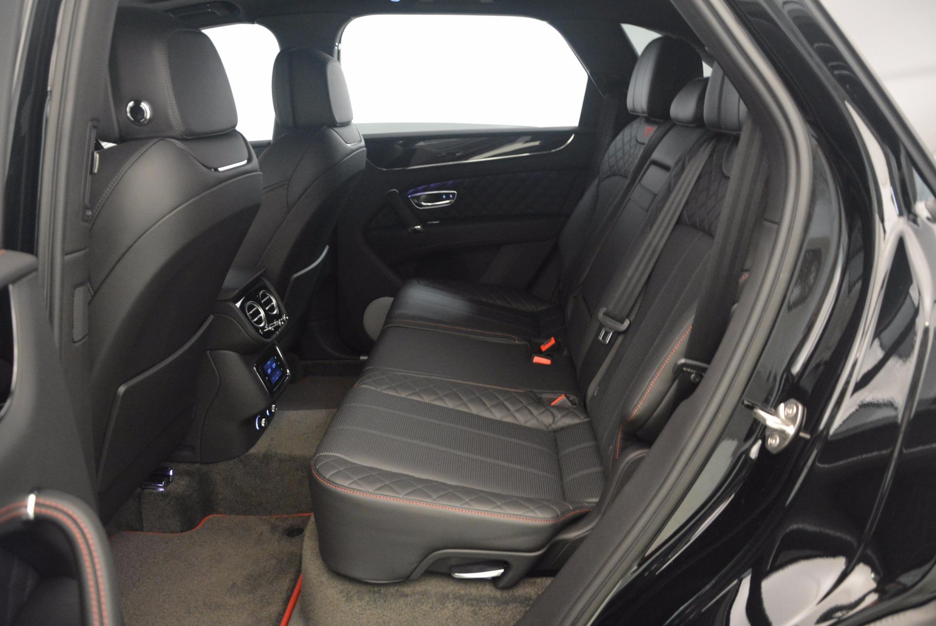 New 2018 Bentley Bentayga Black Edition For Sale In Greenwich, CT. Alfa Romeo of Greenwich, B1263 1287_p42