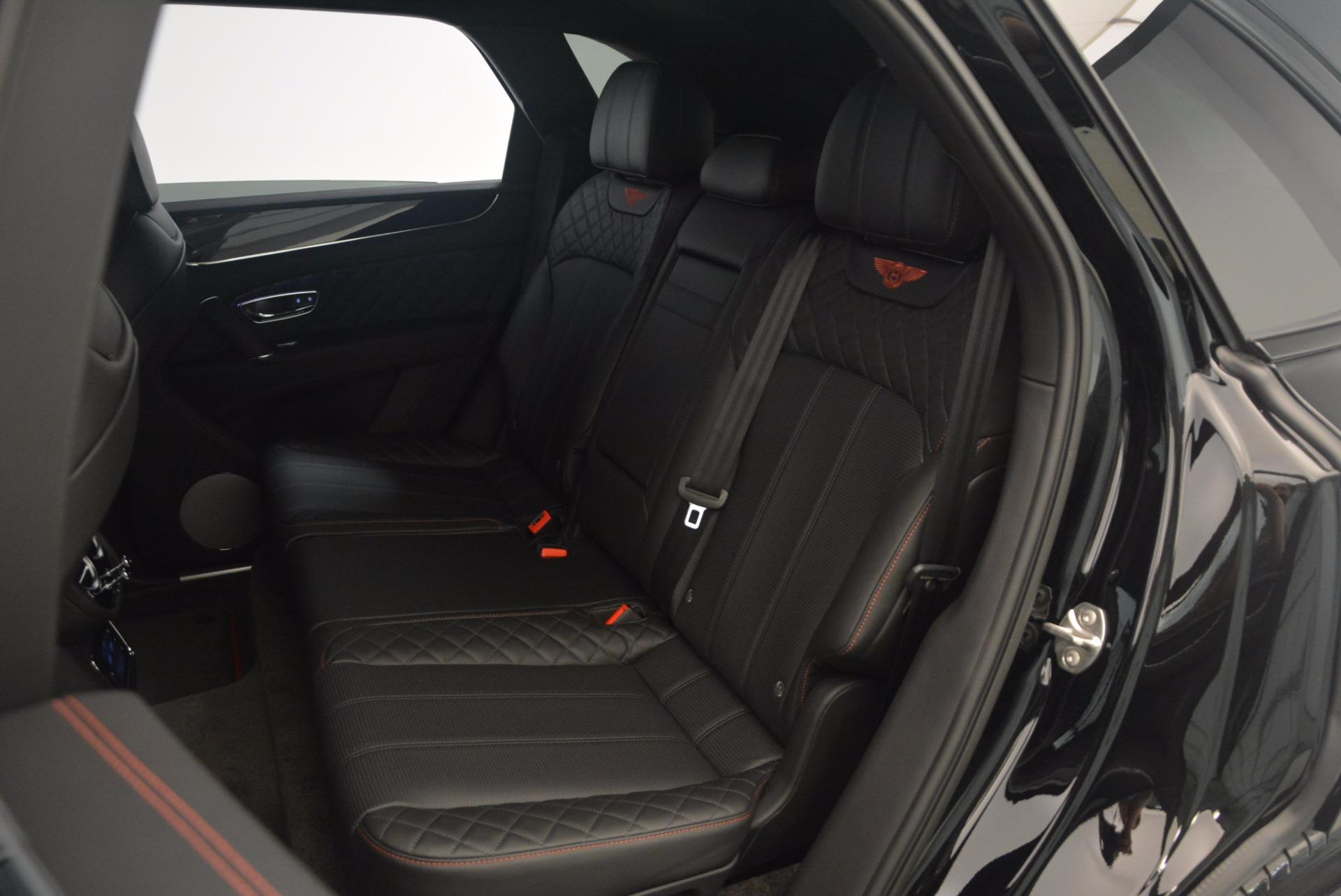 New 2018 Bentley Bentayga Black Edition For Sale In Greenwich, CT. Alfa Romeo of Greenwich, B1263 1287_p43