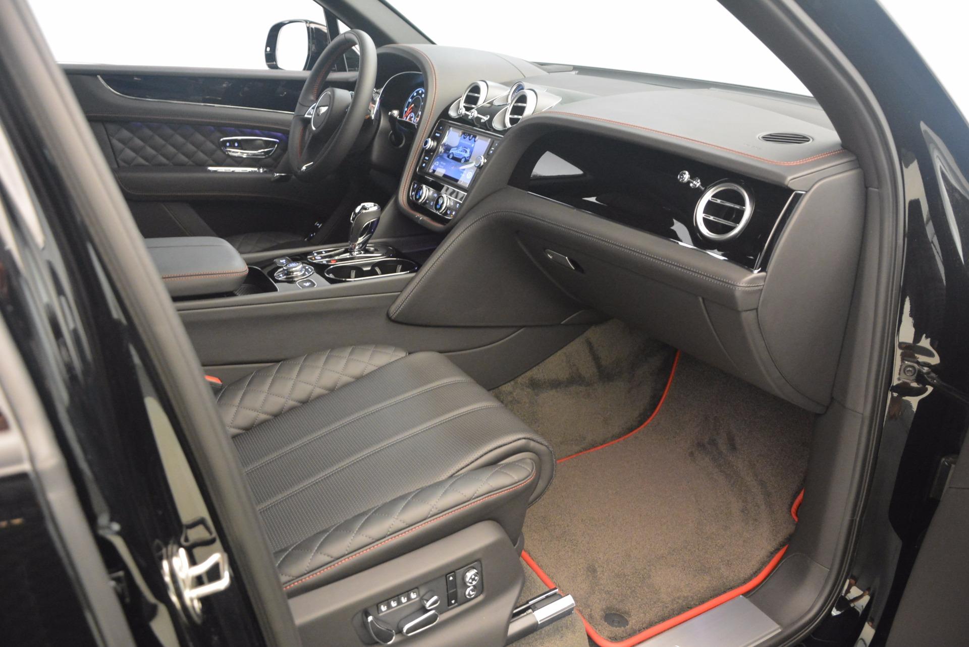 New 2018 Bentley Bentayga Black Edition For Sale In Greenwich, CT. Alfa Romeo of Greenwich, B1263 1287_p44