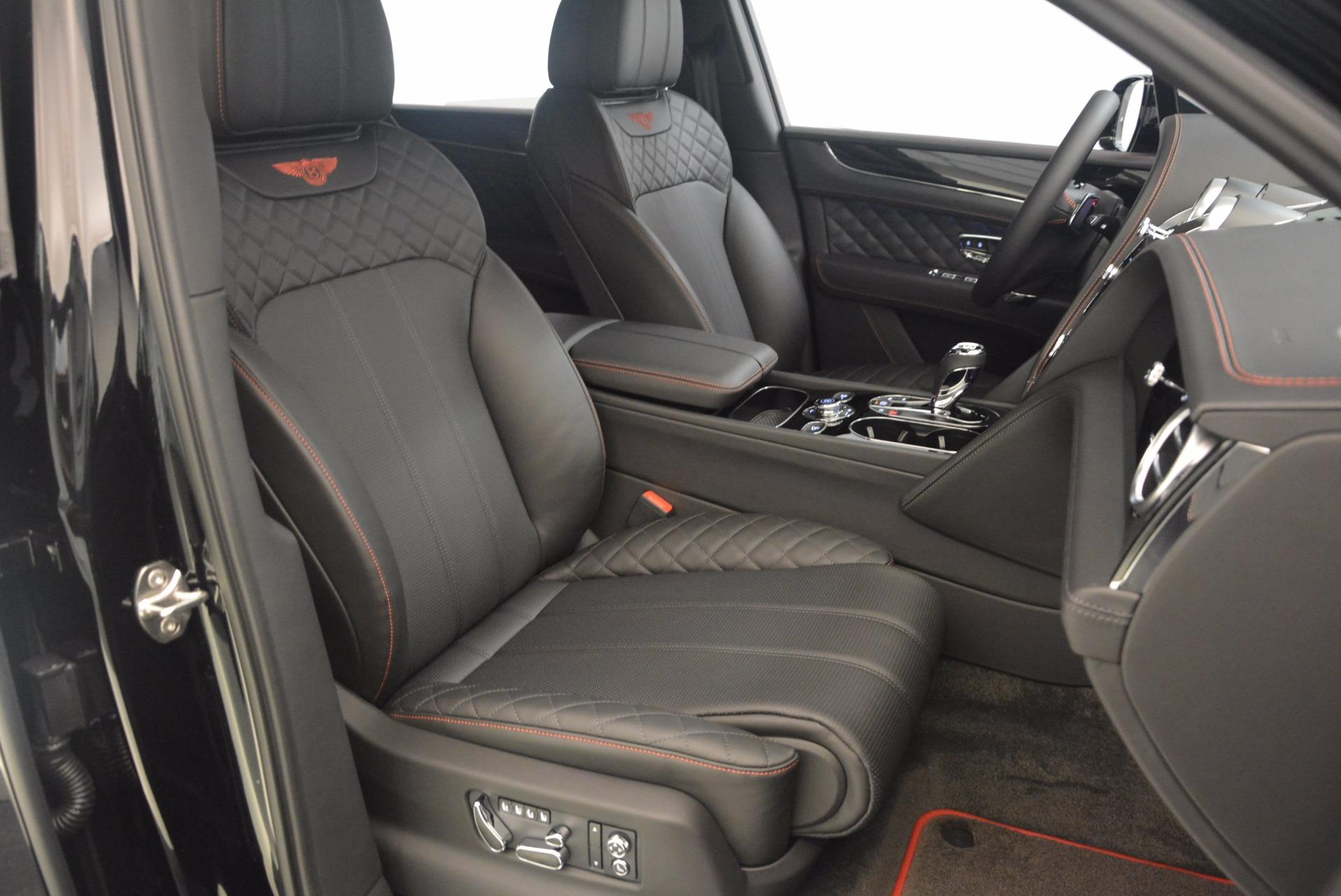 New 2018 Bentley Bentayga Black Edition For Sale In Greenwich, CT. Alfa Romeo of Greenwich, B1263 1287_p46