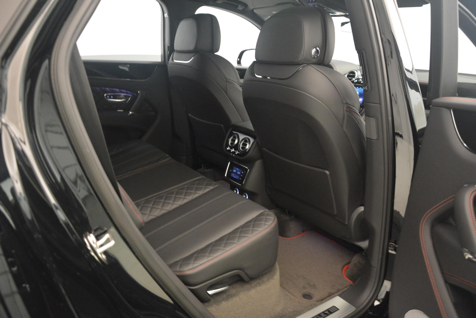 New 2018 Bentley Bentayga Black Edition For Sale In Greenwich, CT. Alfa Romeo of Greenwich, B1263 1287_p47
