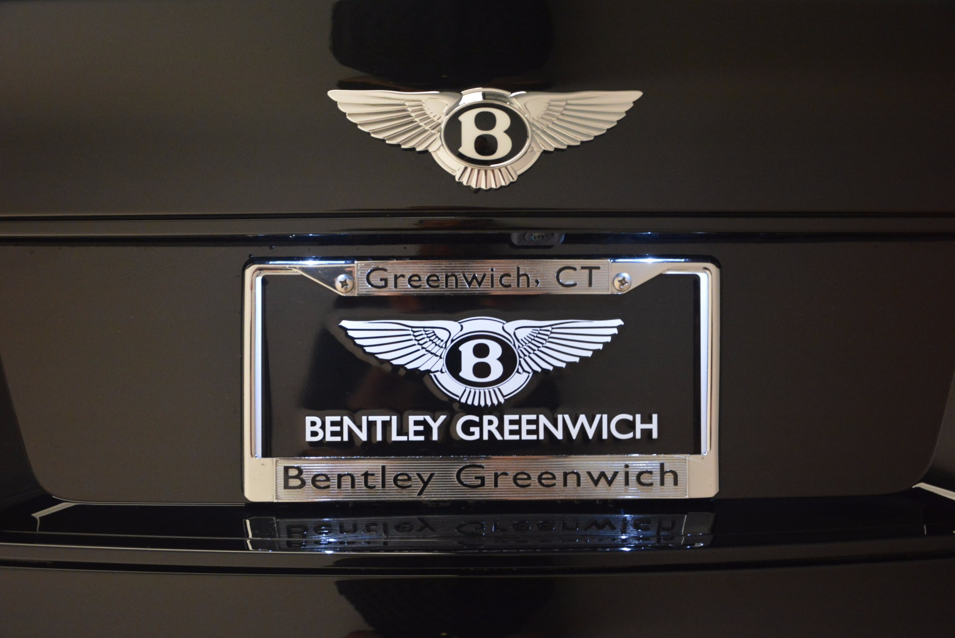 New 2018 Bentley Bentayga Black Edition For Sale In Greenwich, CT. Alfa Romeo of Greenwich, B1263 1287_p53