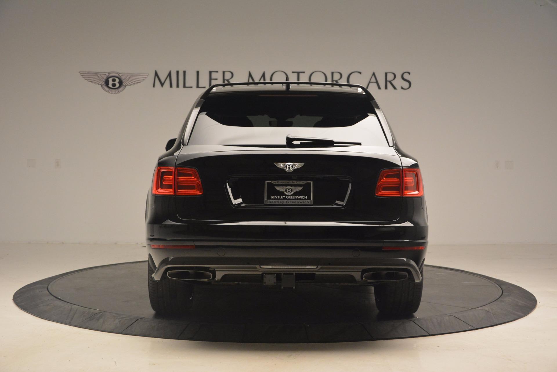New 2018 Bentley Bentayga Black Edition For Sale In Greenwich, CT. Alfa Romeo of Greenwich, B1263 1287_p6