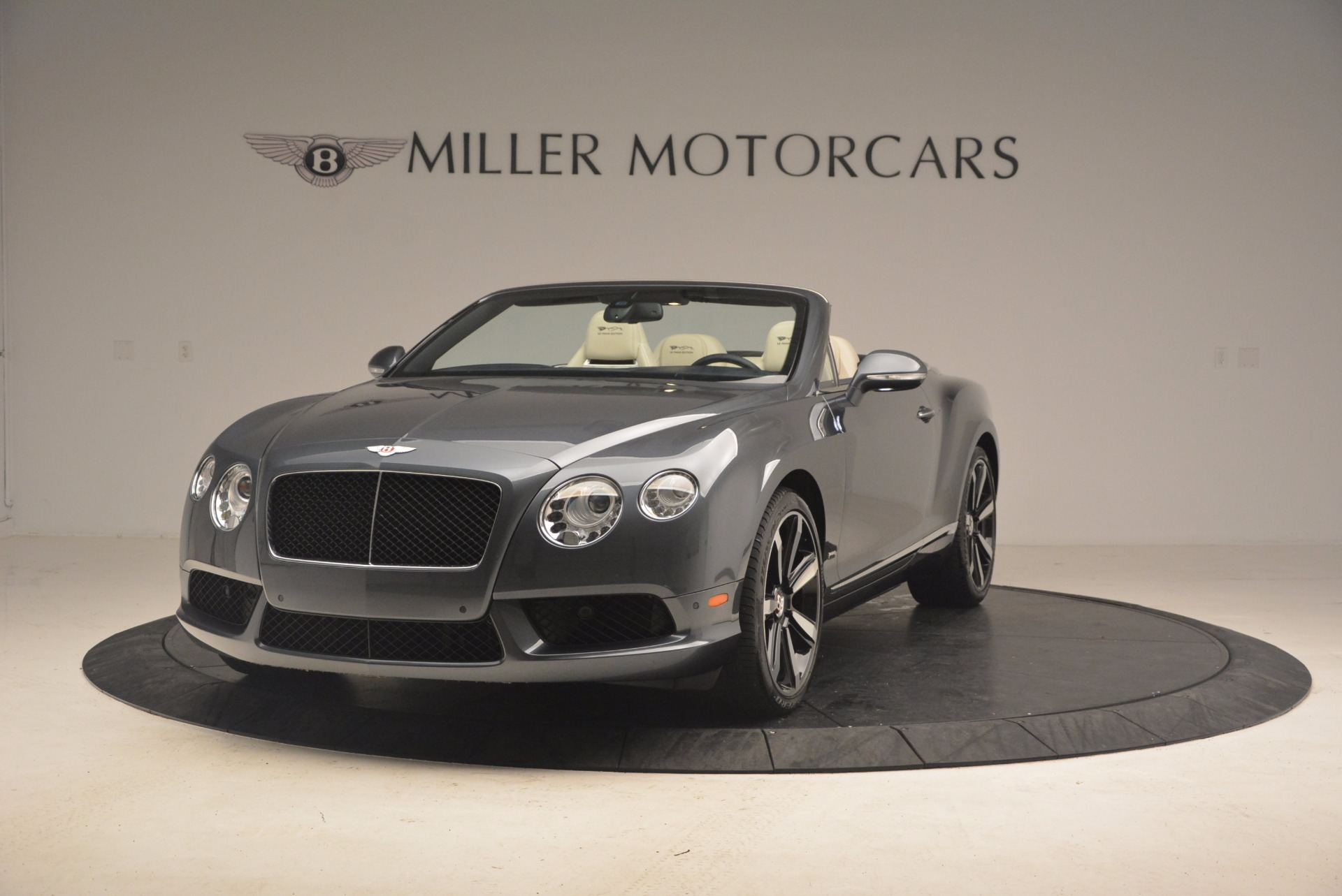 Used 2013 Bentley Continental GT V8 Le Mans Edition, 1 of 48 For Sale In Greenwich, CT. Alfa Romeo of Greenwich, 7226 1288_main