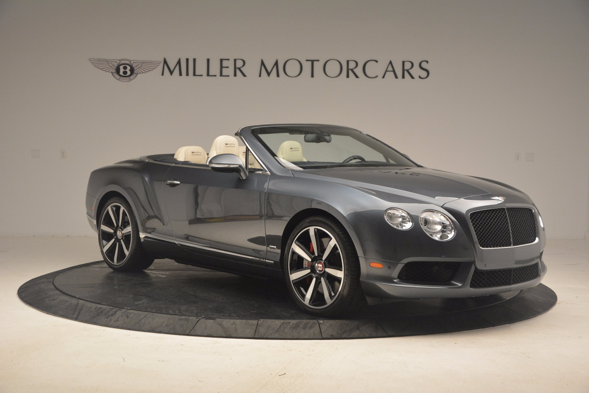 Used 2013 Bentley Continental GT V8 Le Mans Edition, 1 of 48 For Sale In Greenwich, CT. Alfa Romeo of Greenwich, 7226 1288_p10
