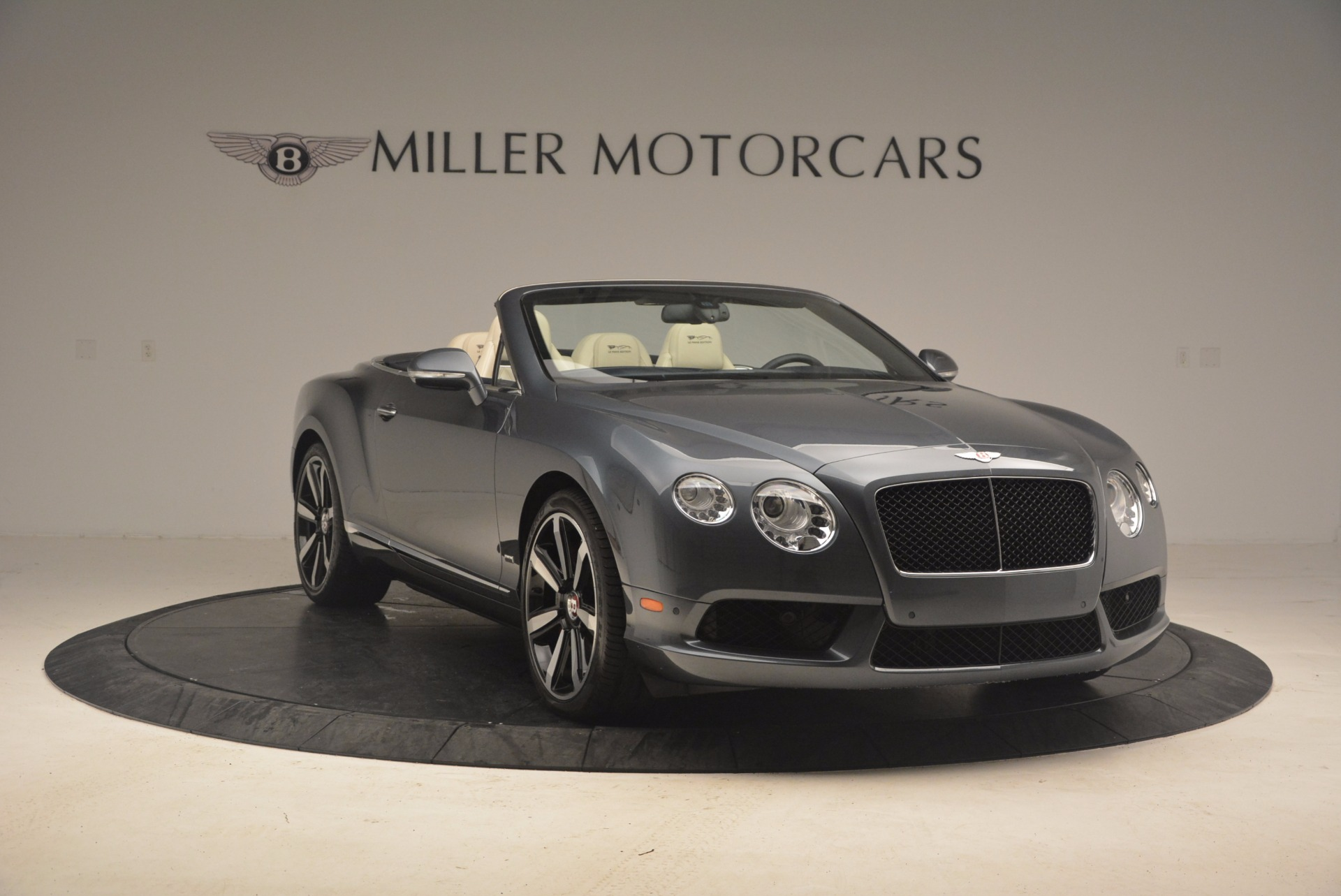 Used 2013 Bentley Continental GT V8 Le Mans Edition, 1 of 48 For Sale In Greenwich, CT. Alfa Romeo of Greenwich, 7226 1288_p11