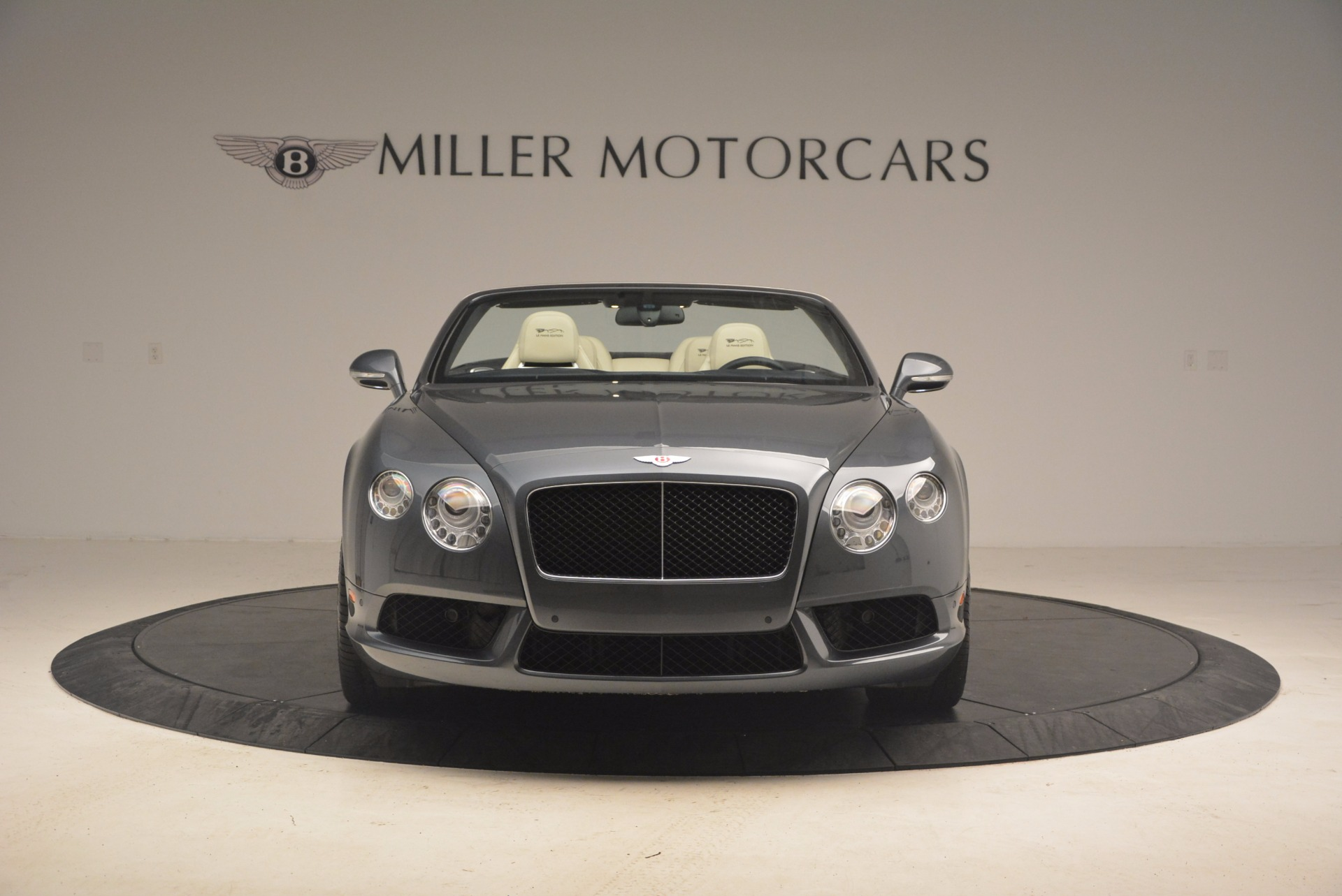 Used 2013 Bentley Continental GT V8 Le Mans Edition, 1 of 48 For Sale In Greenwich, CT. Alfa Romeo of Greenwich, 7226 1288_p12