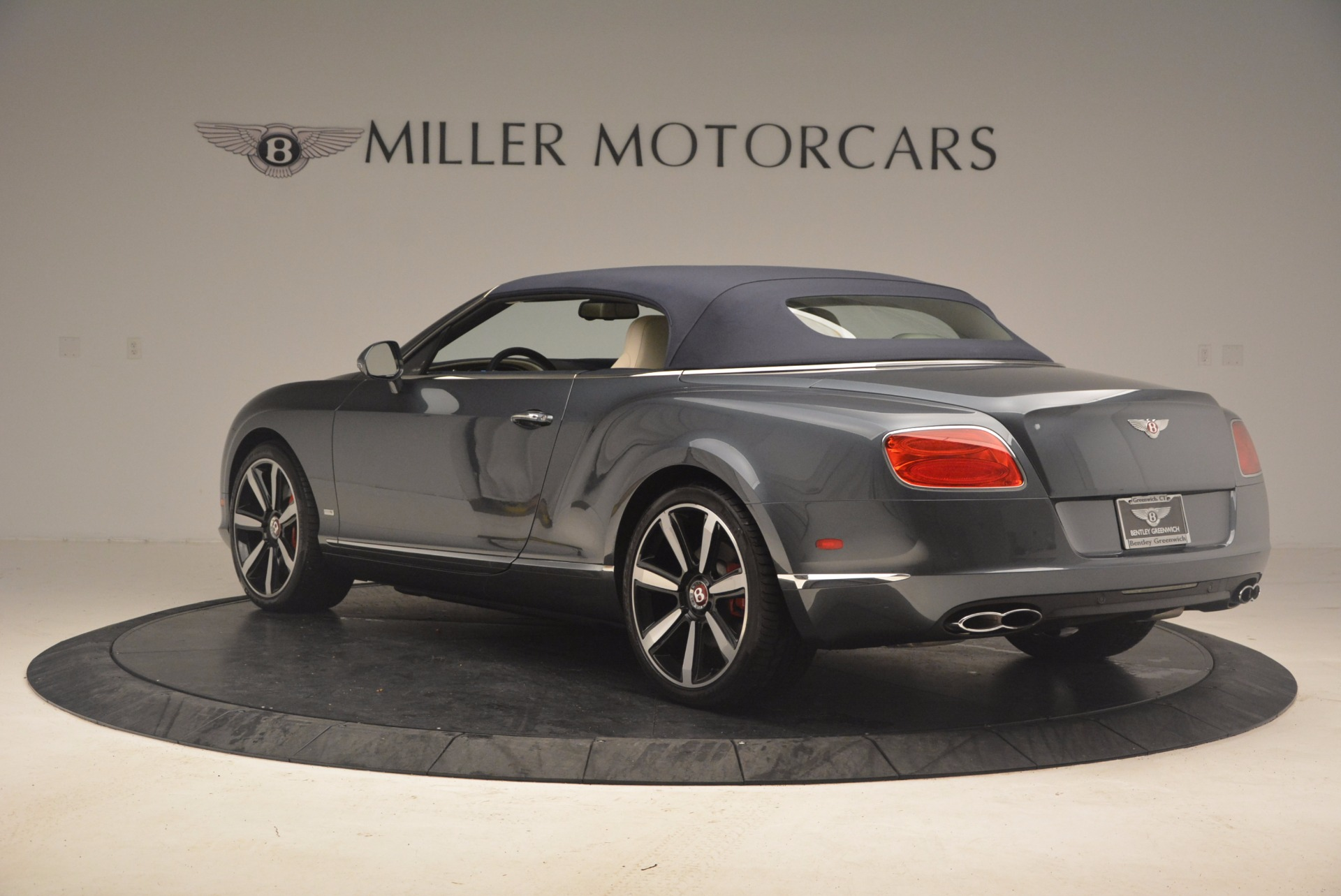 Used 2013 Bentley Continental GT V8 Le Mans Edition, 1 of 48 For Sale In Greenwich, CT. Alfa Romeo of Greenwich, 7226 1288_p17