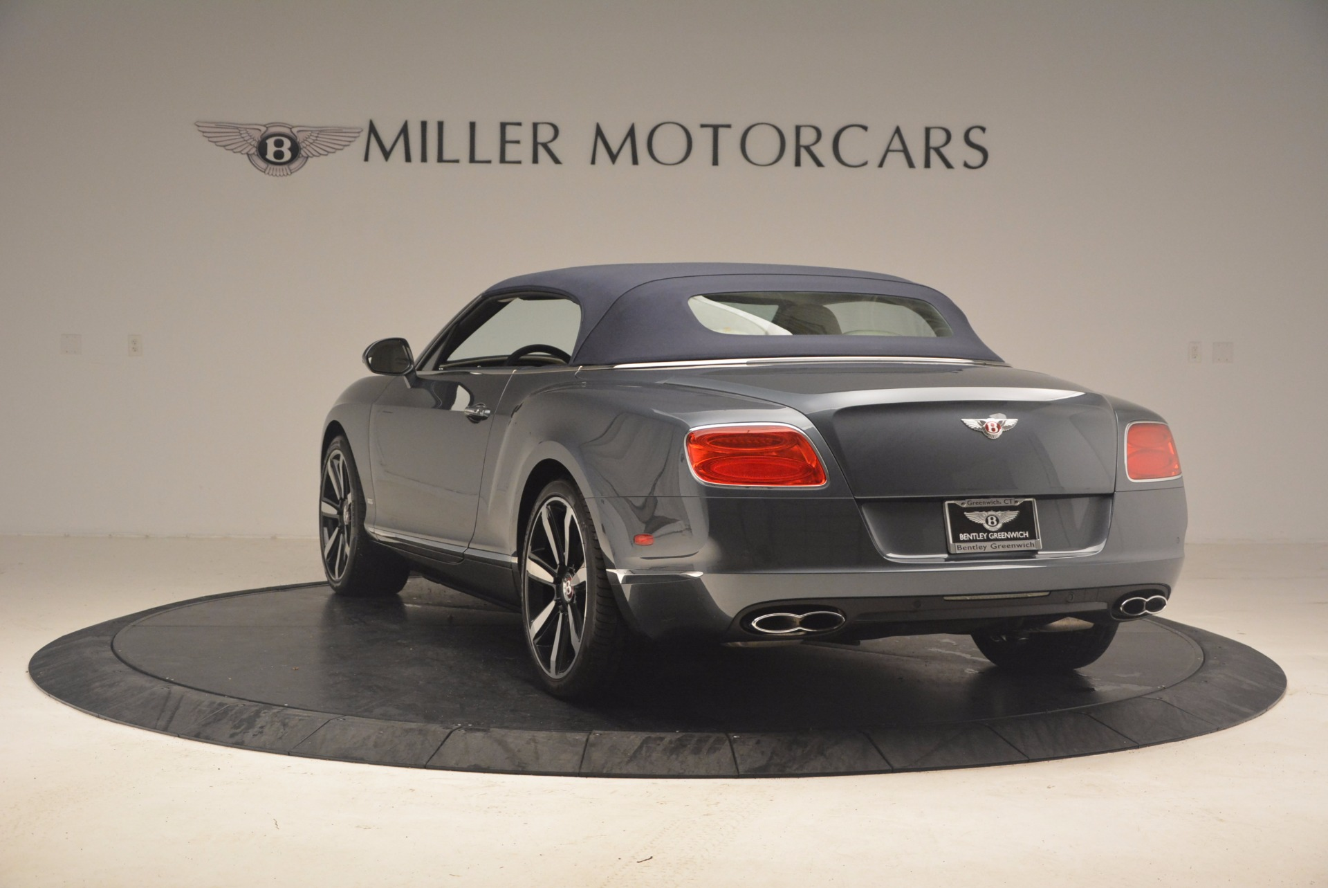 Used 2013 Bentley Continental GT V8 Le Mans Edition, 1 of 48 For Sale In Greenwich, CT. Alfa Romeo of Greenwich, 7226 1288_p18