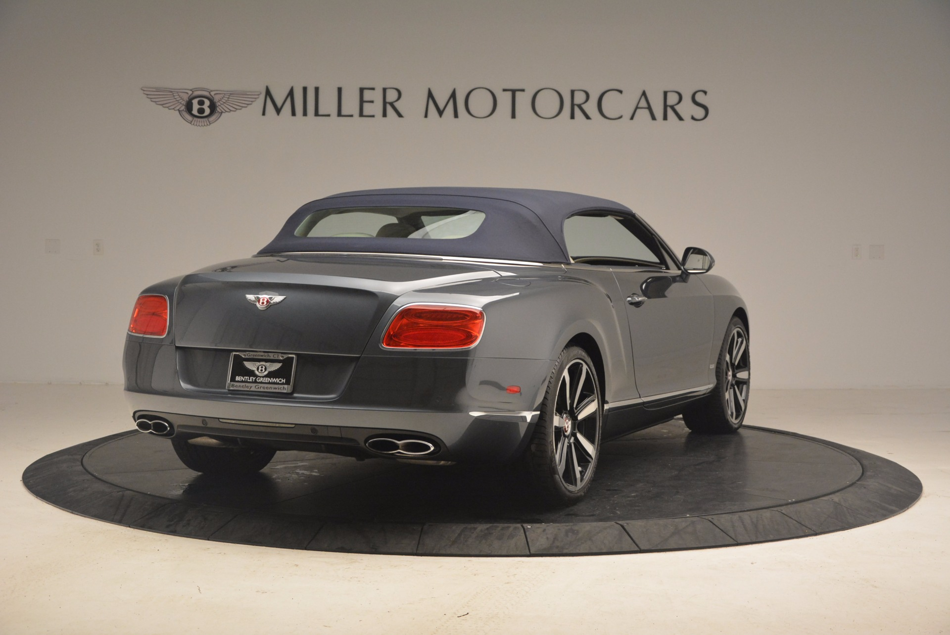 Used 2013 Bentley Continental GT V8 Le Mans Edition, 1 of 48 For Sale In Greenwich, CT. Alfa Romeo of Greenwich, 7226 1288_p20