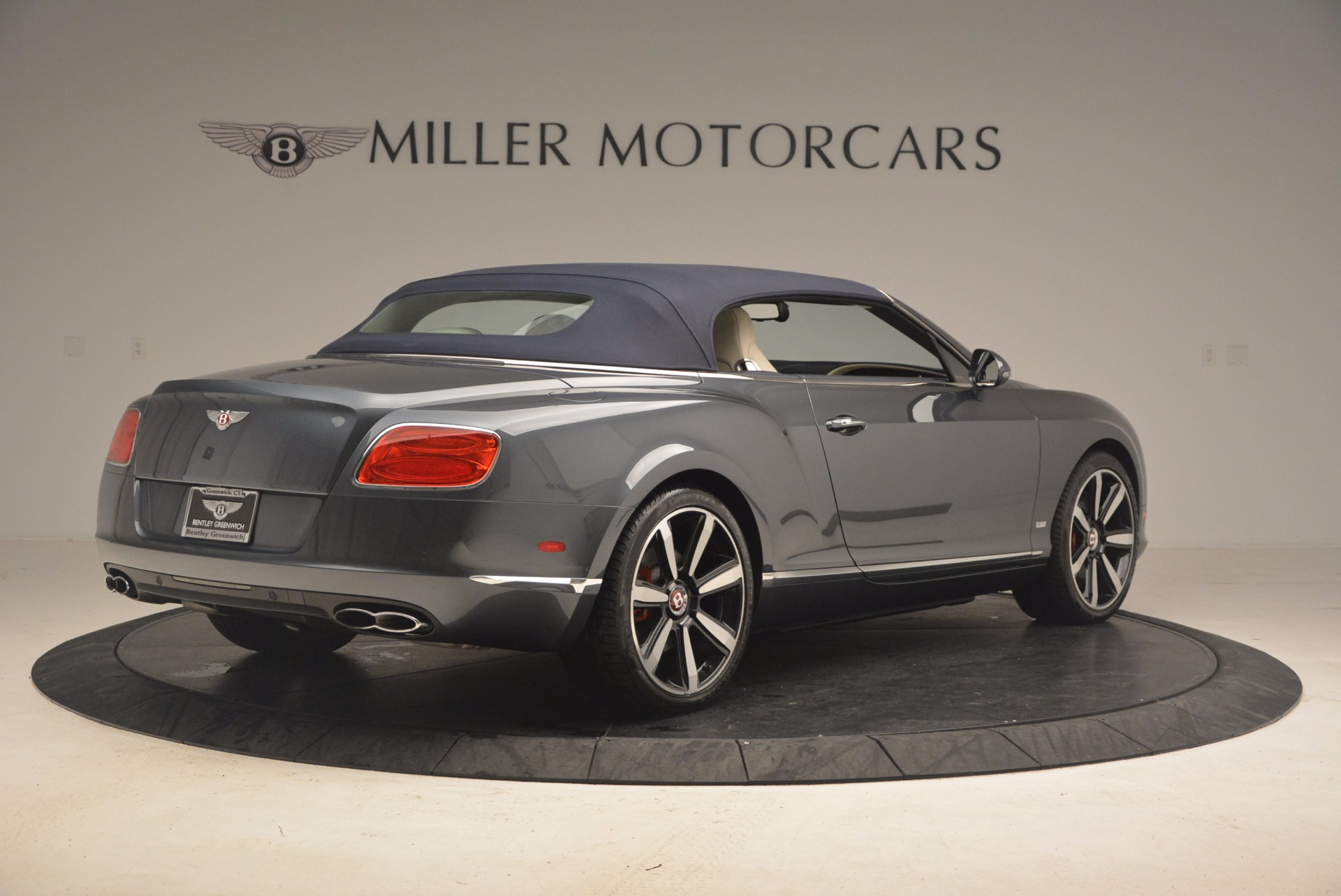 Used 2013 Bentley Continental GT V8 Le Mans Edition, 1 of 48 For Sale In Greenwich, CT. Alfa Romeo of Greenwich, 7226 1288_p21