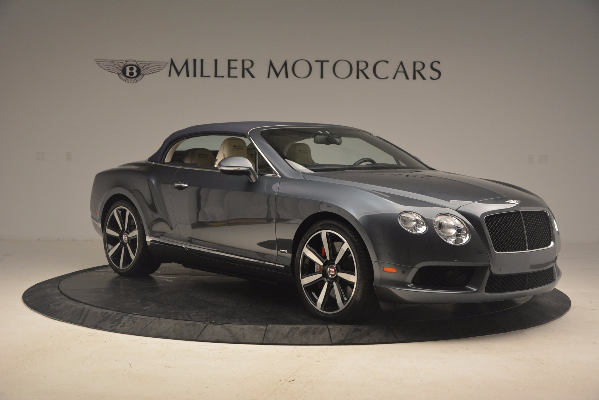 Used 2013 Bentley Continental GT V8 Le Mans Edition, 1 of 48 For Sale In Greenwich, CT. Alfa Romeo of Greenwich, 7226 1288_p23