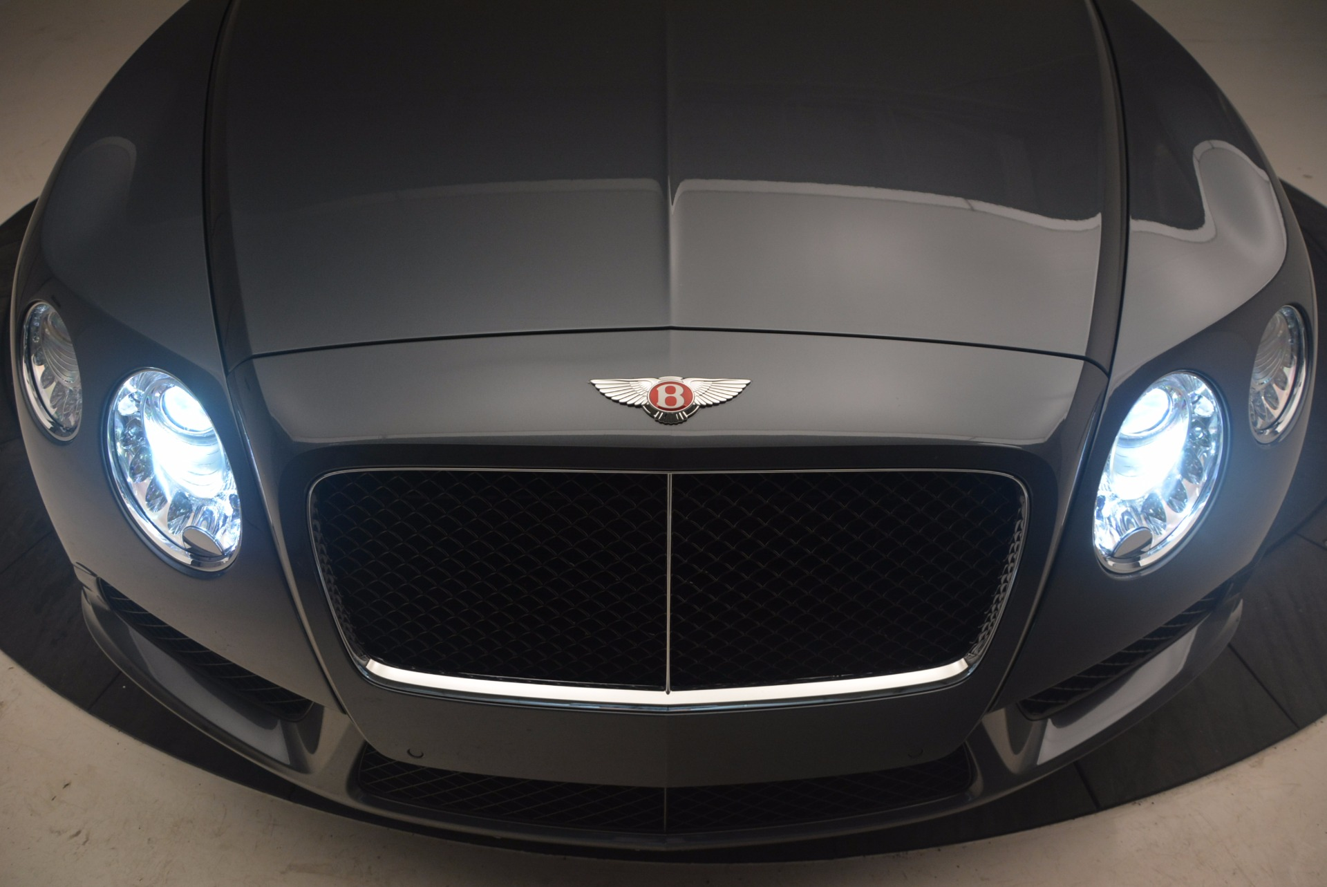 Used 2013 Bentley Continental GT V8 Le Mans Edition, 1 of 48 For Sale In Greenwich, CT. Alfa Romeo of Greenwich, 7226 1288_p26