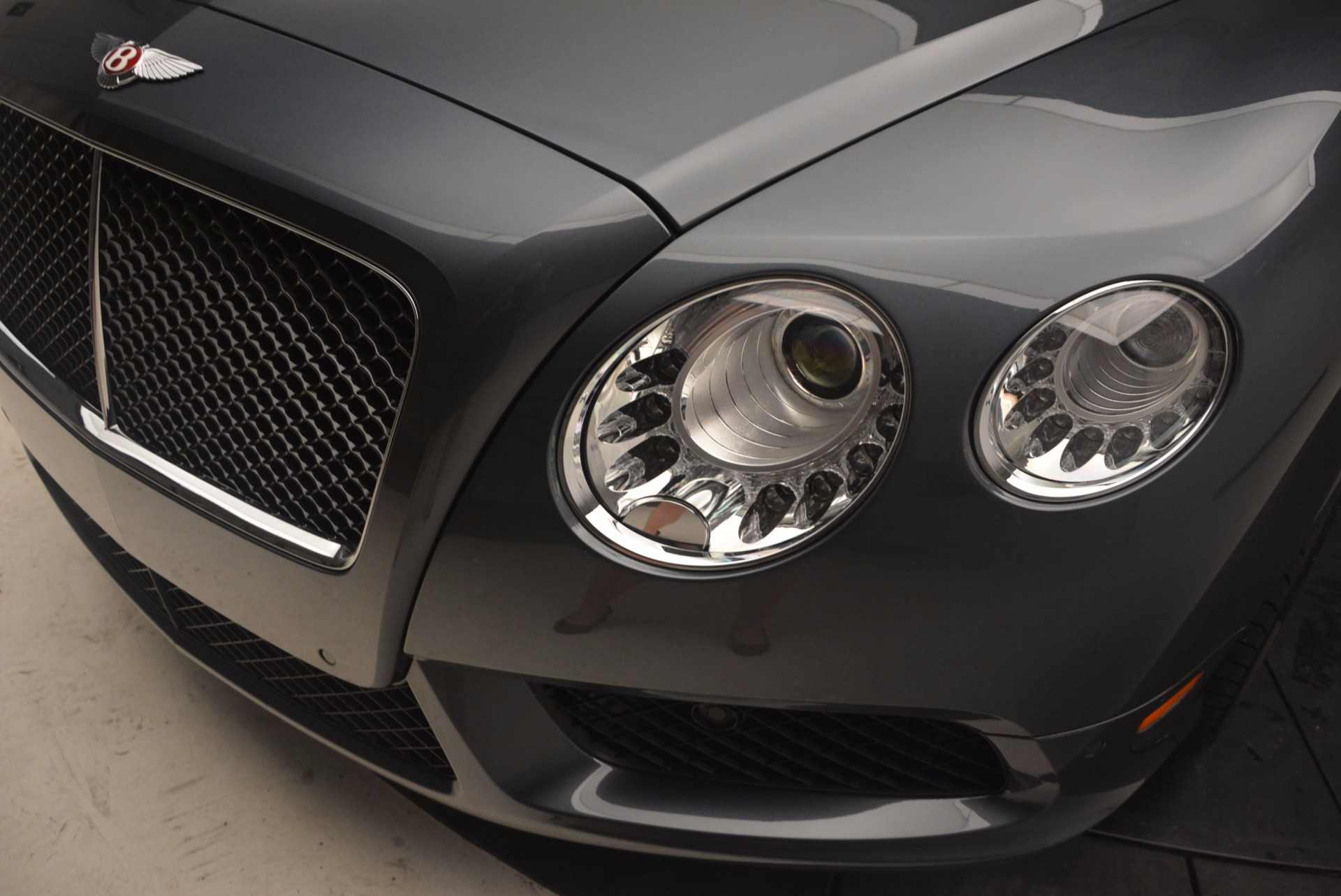 Used 2013 Bentley Continental GT V8 Le Mans Edition, 1 of 48 For Sale In Greenwich, CT. Alfa Romeo of Greenwich, 7226 1288_p27