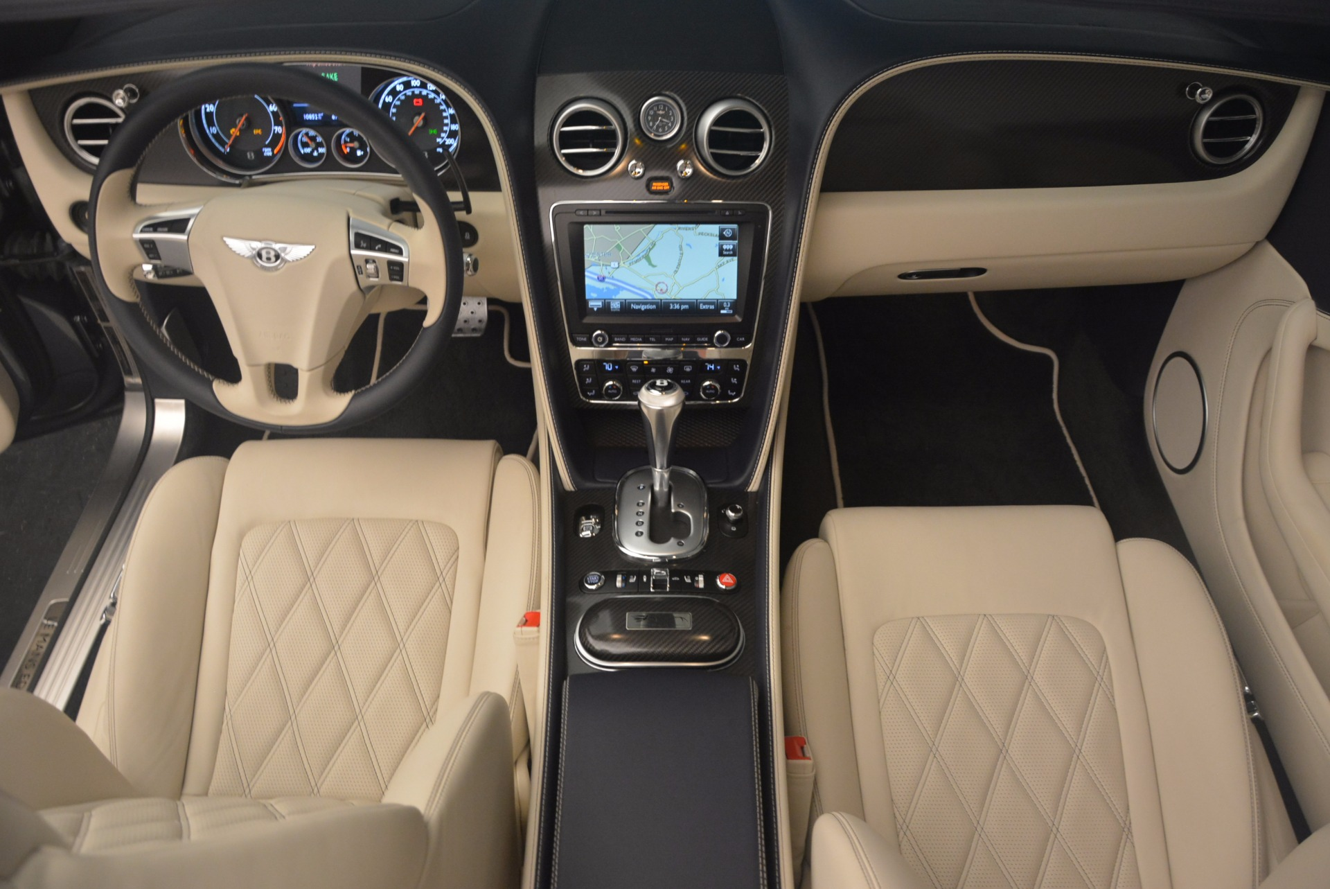 Used 2013 Bentley Continental GT V8 Le Mans Edition, 1 of 48 For Sale In Greenwich, CT. Alfa Romeo of Greenwich, 7226 1288_p37