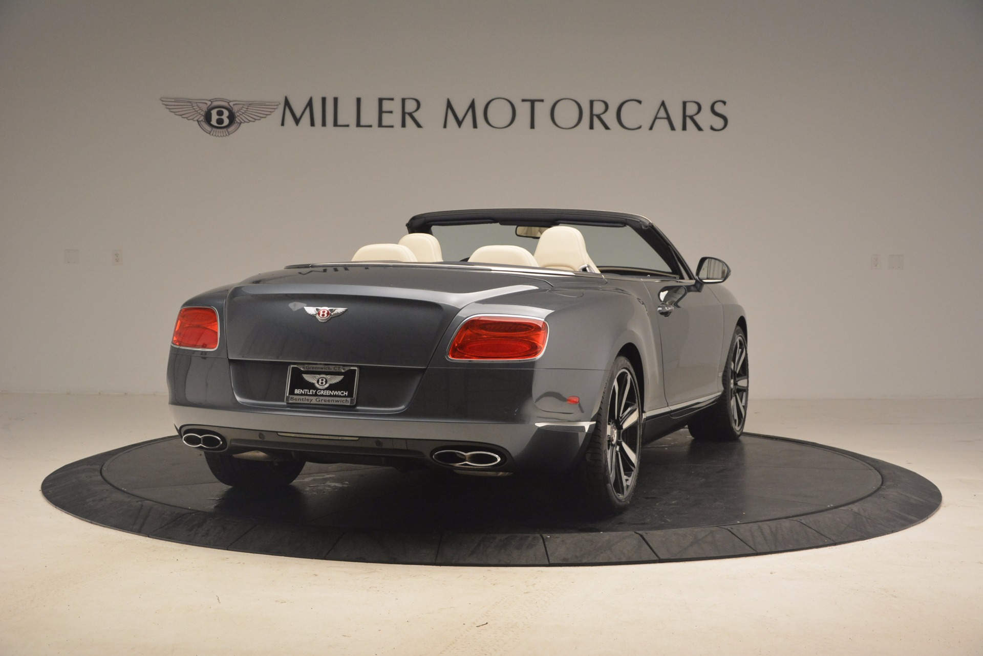 Used 2013 Bentley Continental GT V8 Le Mans Edition, 1 of 48 For Sale In Greenwich, CT. Alfa Romeo of Greenwich, 7226 1288_p7