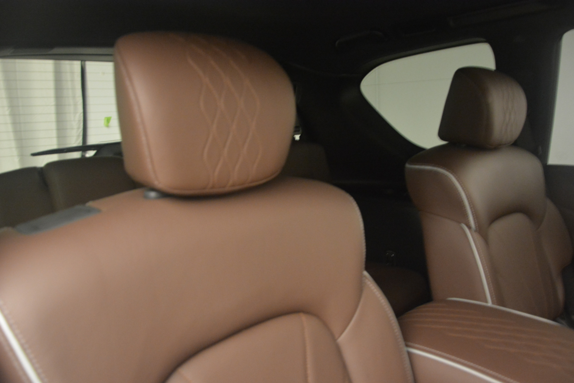 Used 2015 INFINITI QX80 Limited 4WD For Sale In Greenwich, CT. Alfa Romeo of Greenwich, M1726A 1289_p29