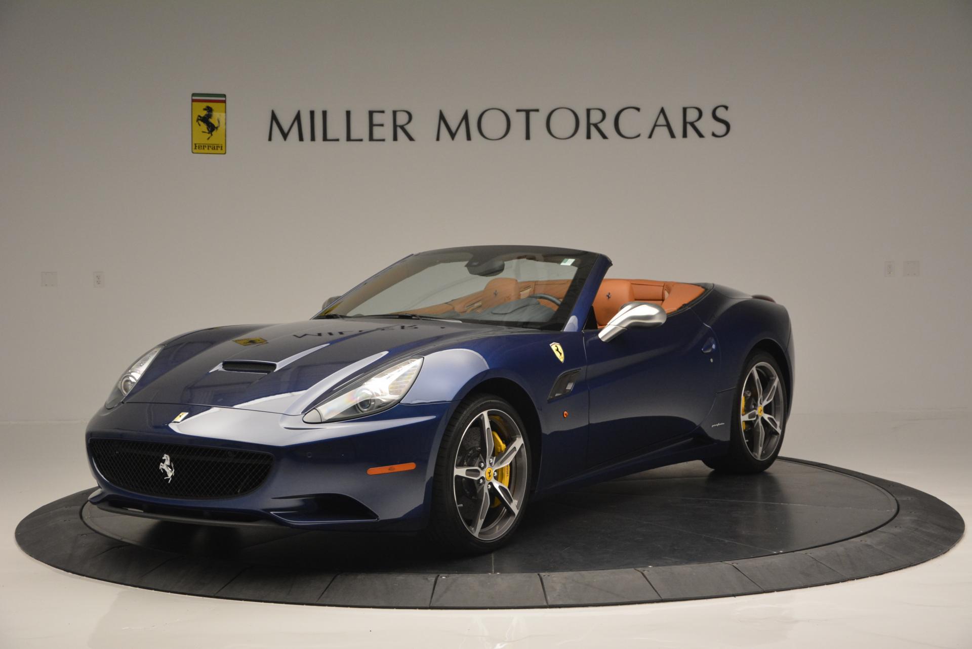 Used 2013 Ferrari California 30  For Sale In Greenwich, CT. Alfa Romeo of Greenwich, 4361A 129_main