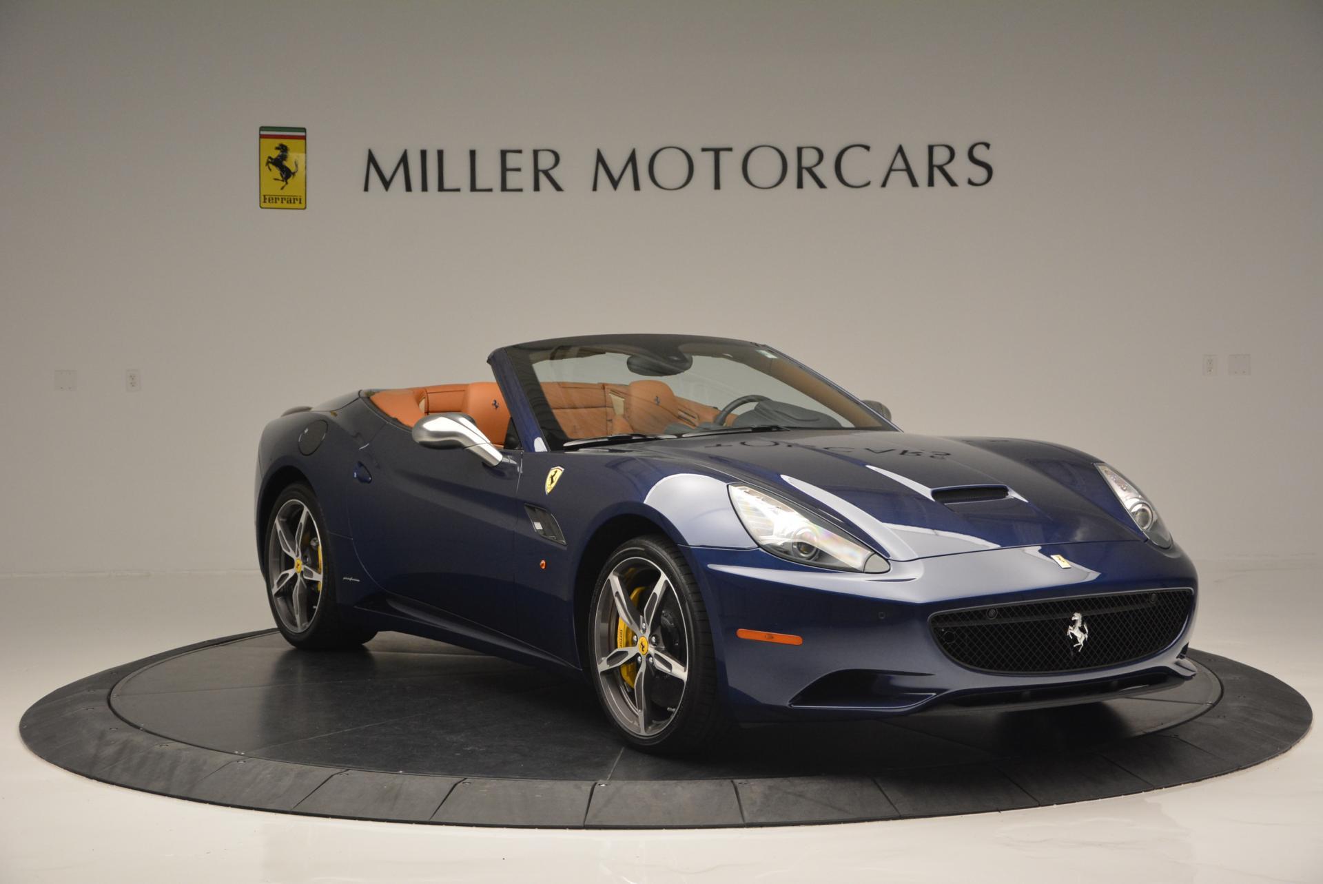 Used 2013 Ferrari California 30  For Sale In Greenwich, CT. Alfa Romeo of Greenwich, 4361A 129_p11