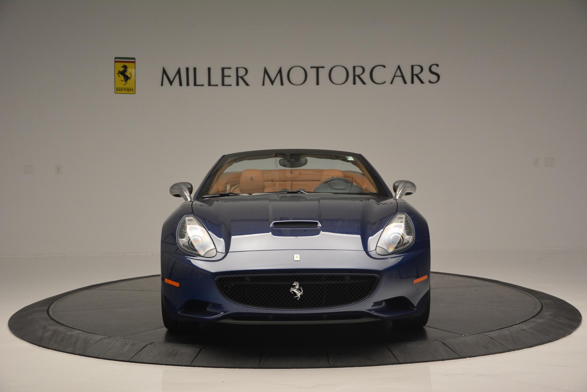 Used 2013 Ferrari California 30  For Sale In Greenwich, CT. Alfa Romeo of Greenwich, 4361A 129_p12