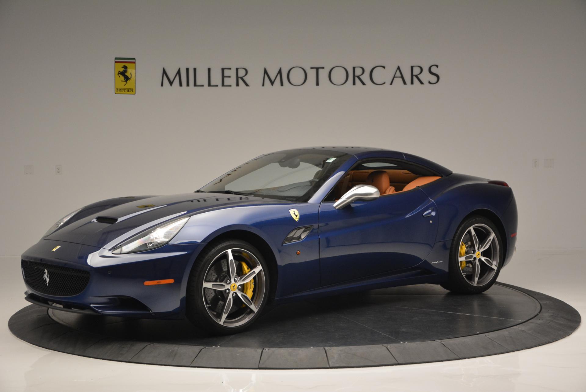 Used 2013 Ferrari California 30  For Sale In Greenwich, CT. Alfa Romeo of Greenwich, 4361A 129_p14