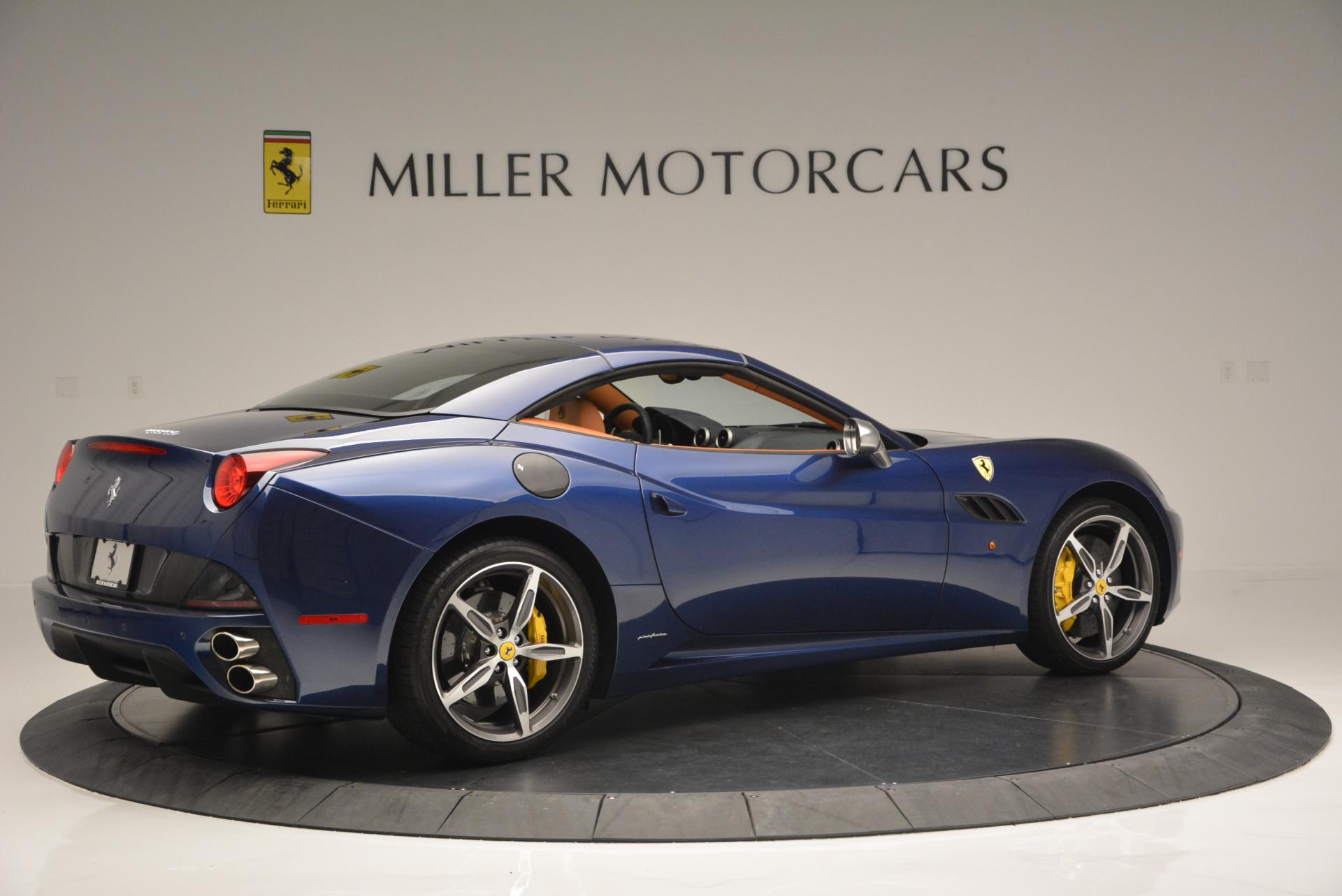 Used 2013 Ferrari California 30  For Sale In Greenwich, CT. Alfa Romeo of Greenwich, 4361A 129_p20