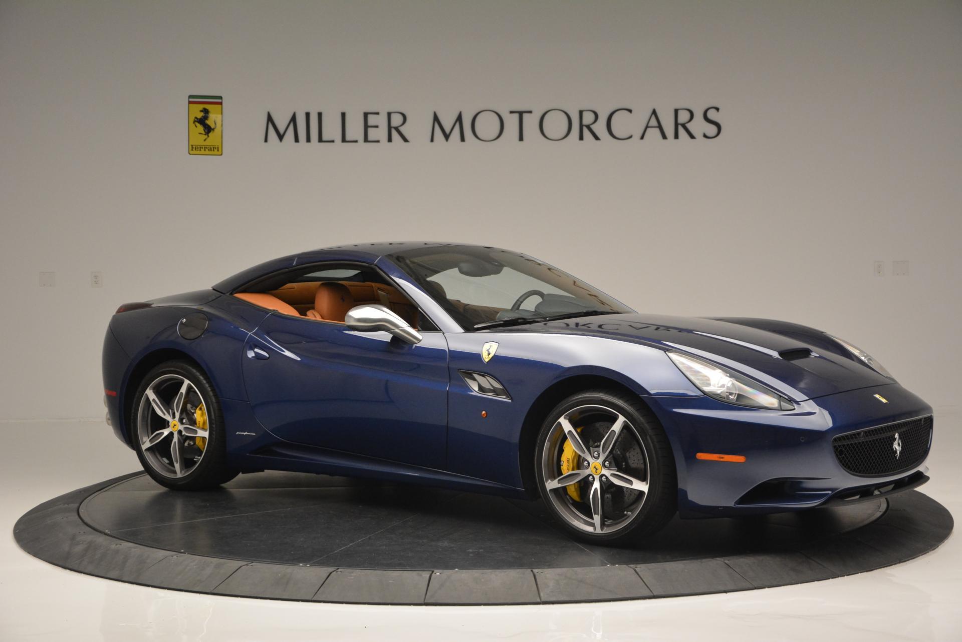 Used 2013 Ferrari California 30  For Sale In Greenwich, CT. Alfa Romeo of Greenwich, 4361A 129_p22