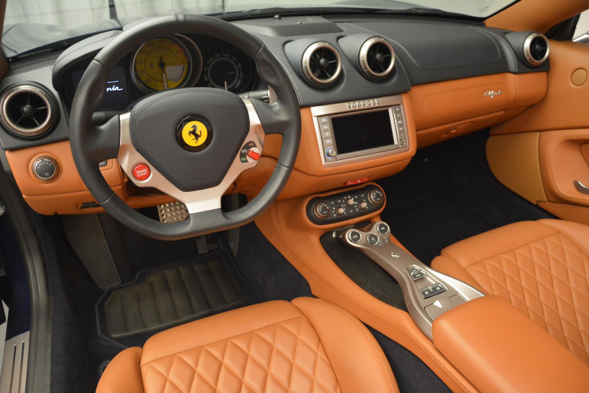 Used 2013 Ferrari California 30  For Sale In Greenwich, CT. Alfa Romeo of Greenwich, 4361A 129_p29
