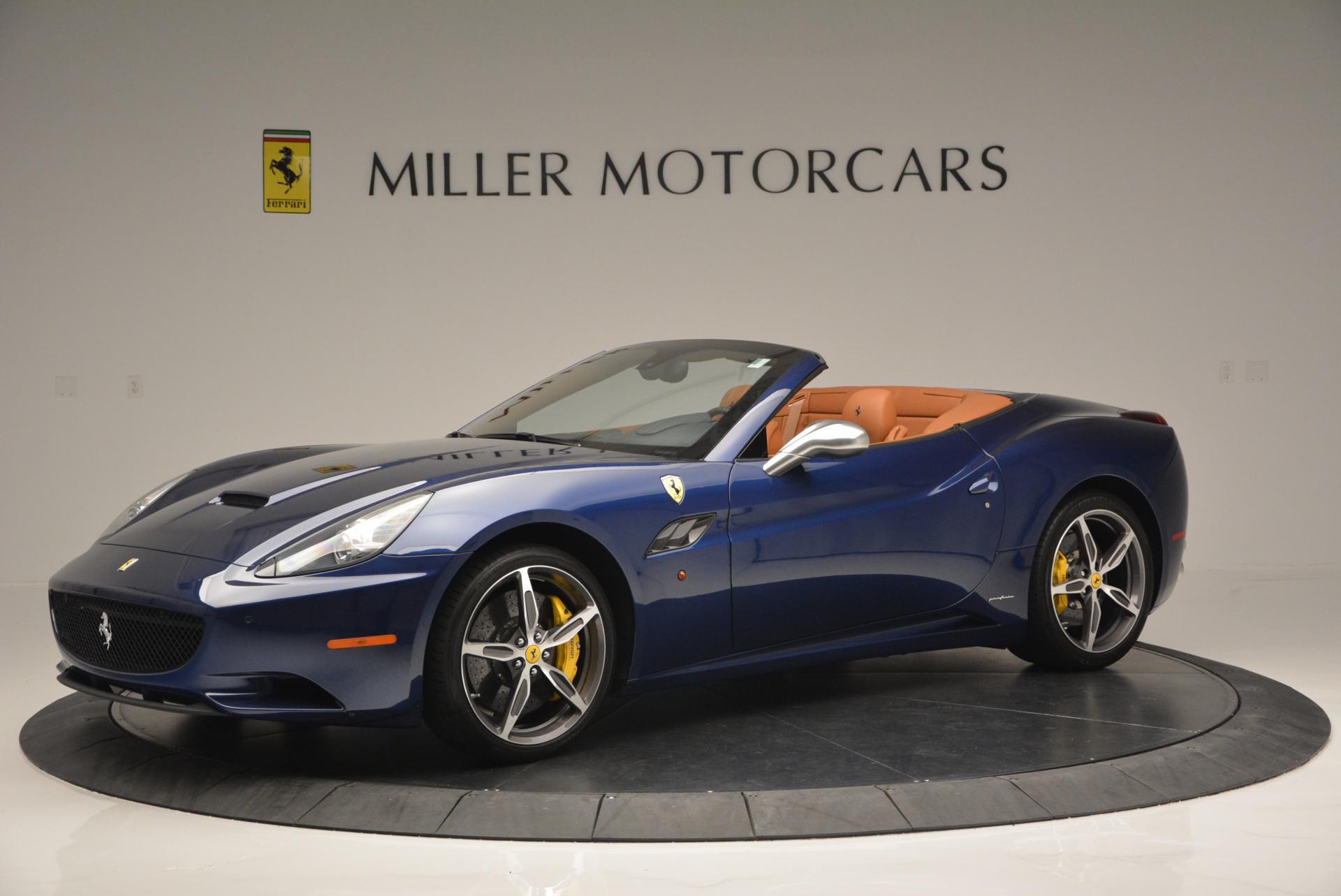 Used 2013 Ferrari California 30  For Sale In Greenwich, CT. Alfa Romeo of Greenwich, 4361A 129_p2