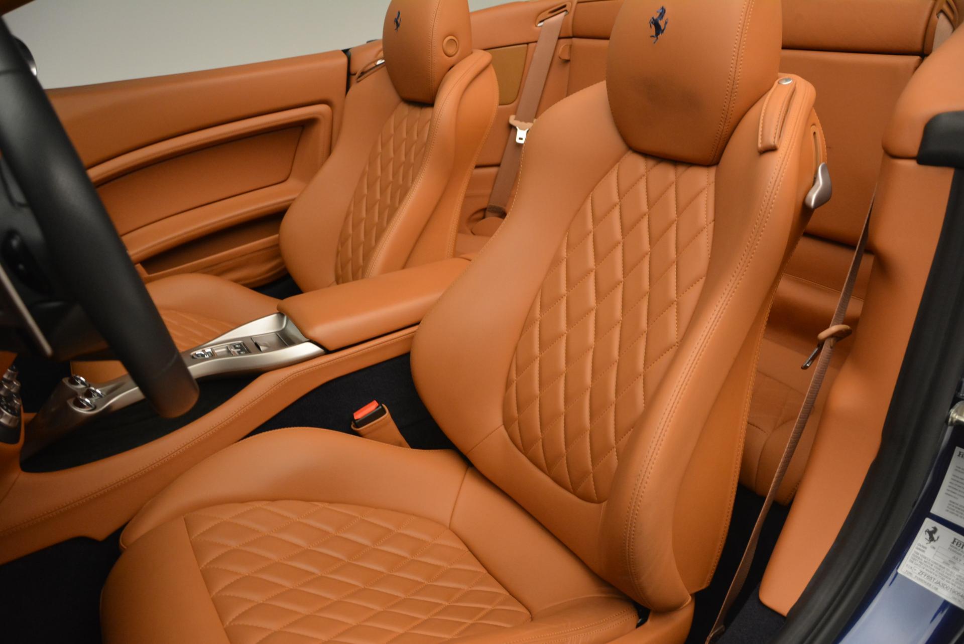 Used 2013 Ferrari California 30  For Sale In Greenwich, CT. Alfa Romeo of Greenwich, 4361A 129_p31