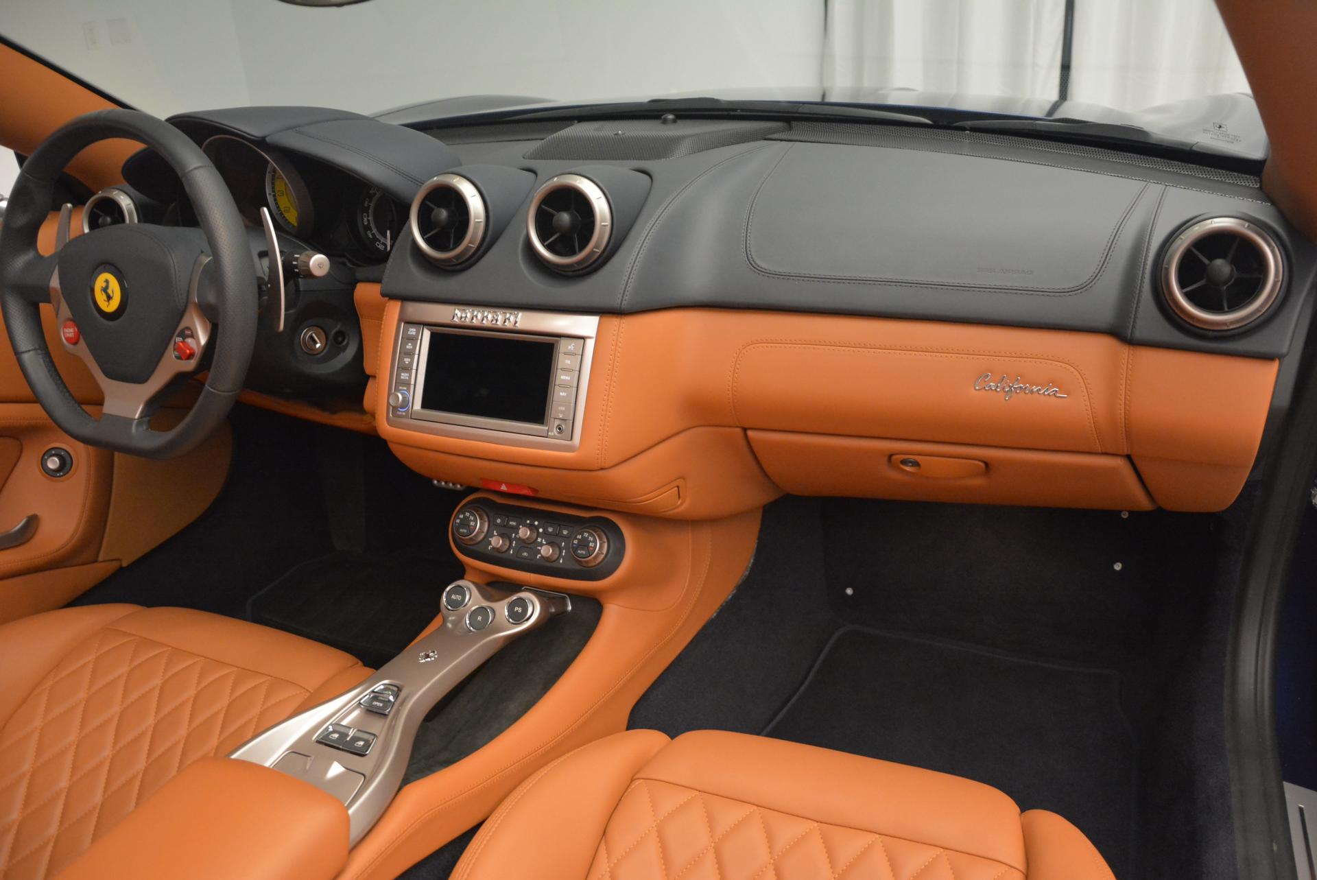 Used 2013 Ferrari California 30  For Sale In Greenwich, CT. Alfa Romeo of Greenwich, 4361A 129_p34