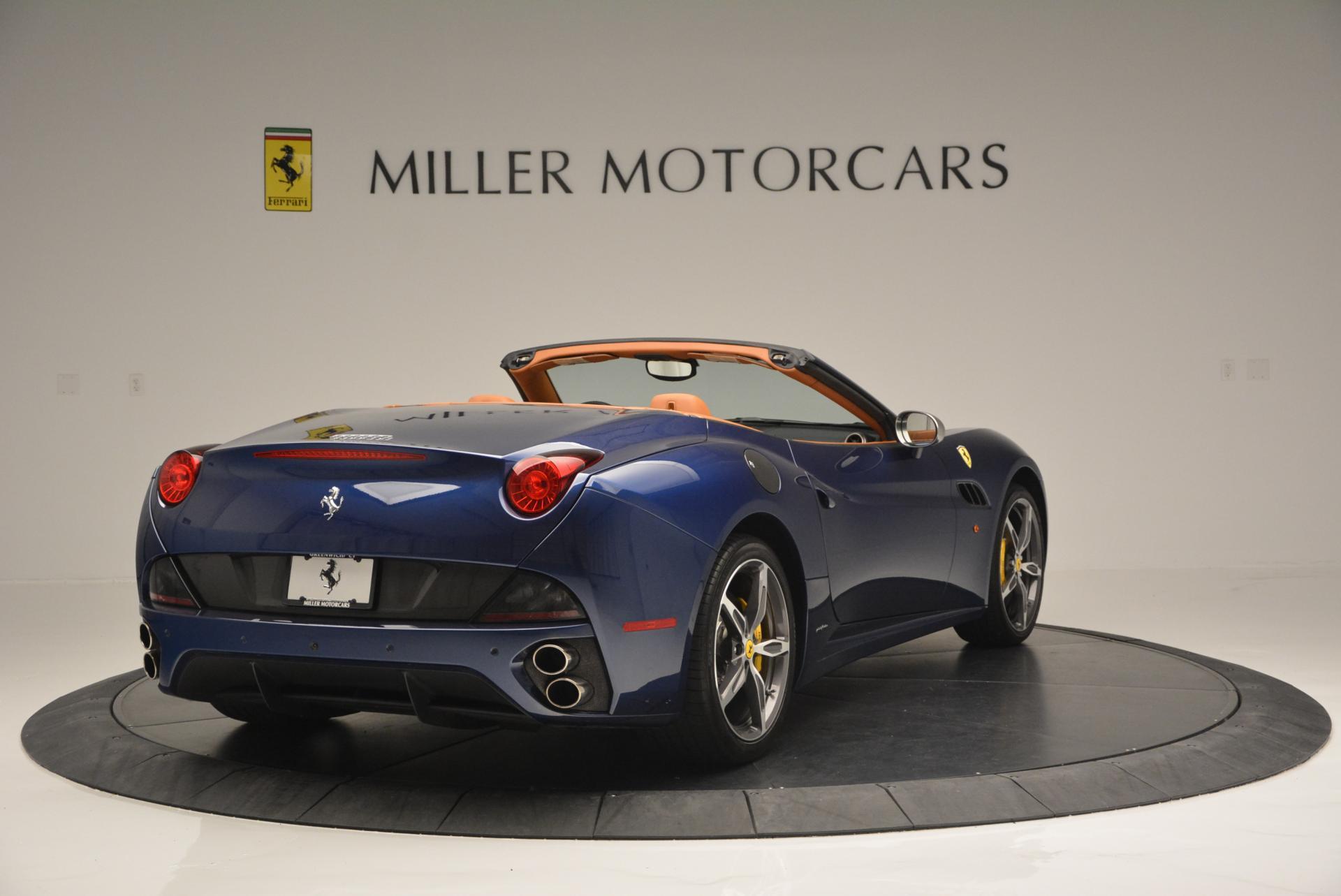 Used 2013 Ferrari California 30  For Sale In Greenwich, CT. Alfa Romeo of Greenwich, 4361A 129_p7