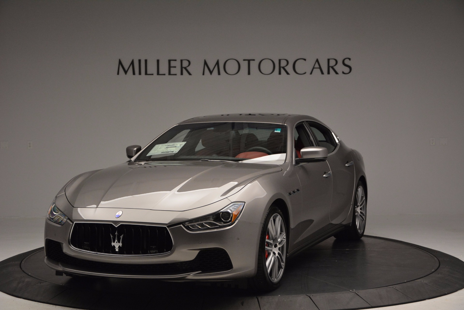 Used 2015 Maserati Ghibli S Q4 For Sale In Greenwich, CT. Alfa Romeo of Greenwich, M1452A