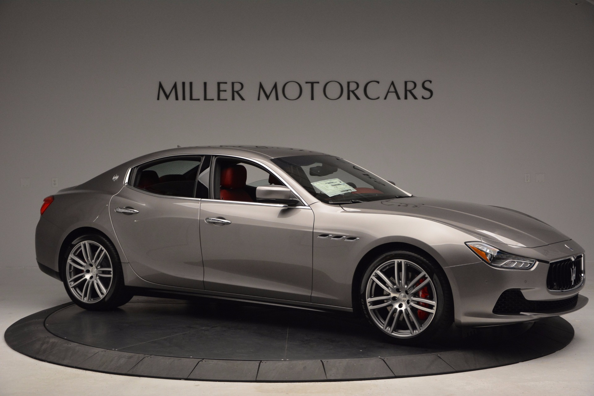 Used 2015 Maserati Ghibli S Q4 For Sale In Greenwich, CT. Alfa Romeo of Greenwich, M1452A 1290_p10