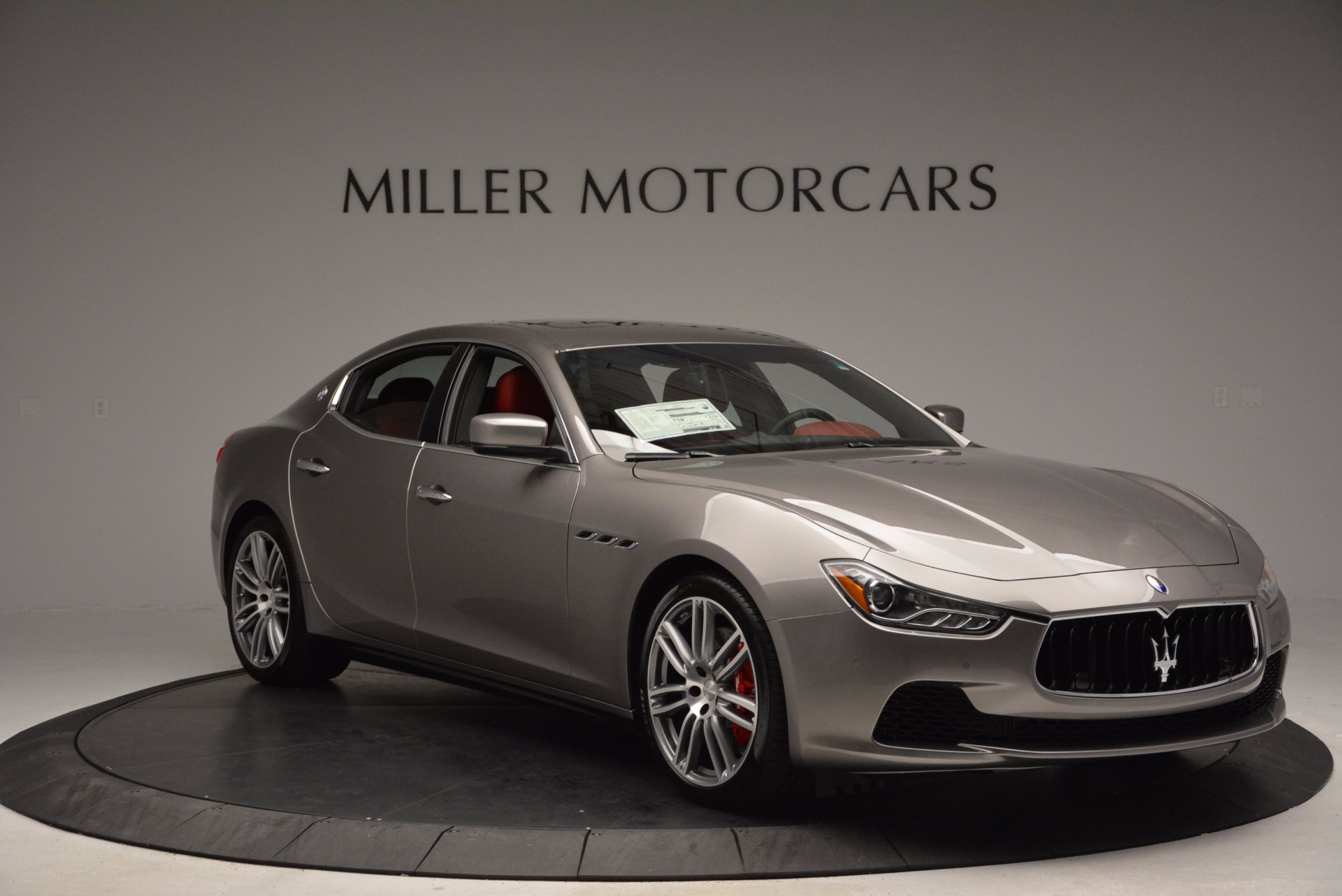 Used 2015 Maserati Ghibli S Q4 For Sale In Greenwich, CT. Alfa Romeo of Greenwich, M1452A 1290_p11