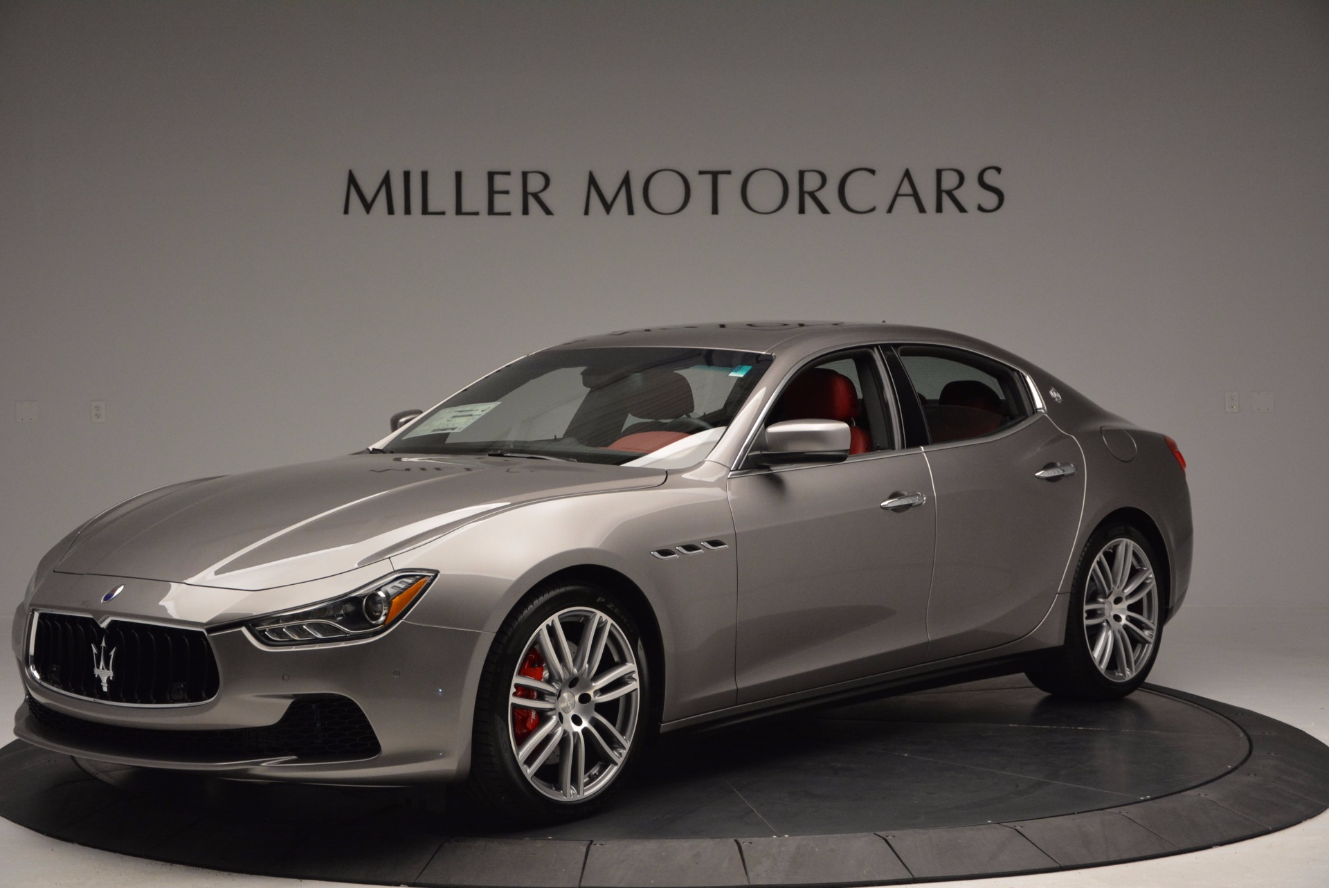 Used 2015 Maserati Ghibli S Q4 For Sale In Greenwich, CT. Alfa Romeo of Greenwich, M1452A 1290_p2